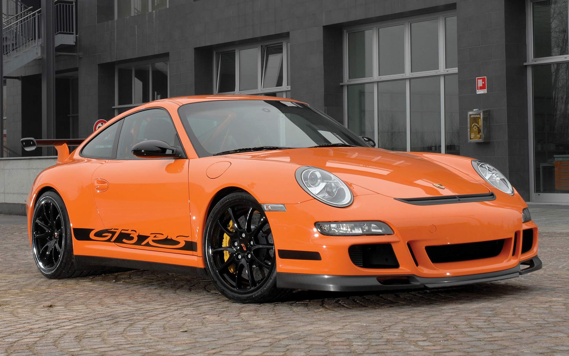 2006 Porsche 911 Gt3 Rs Wallpapers And Hd Images Car Pixel