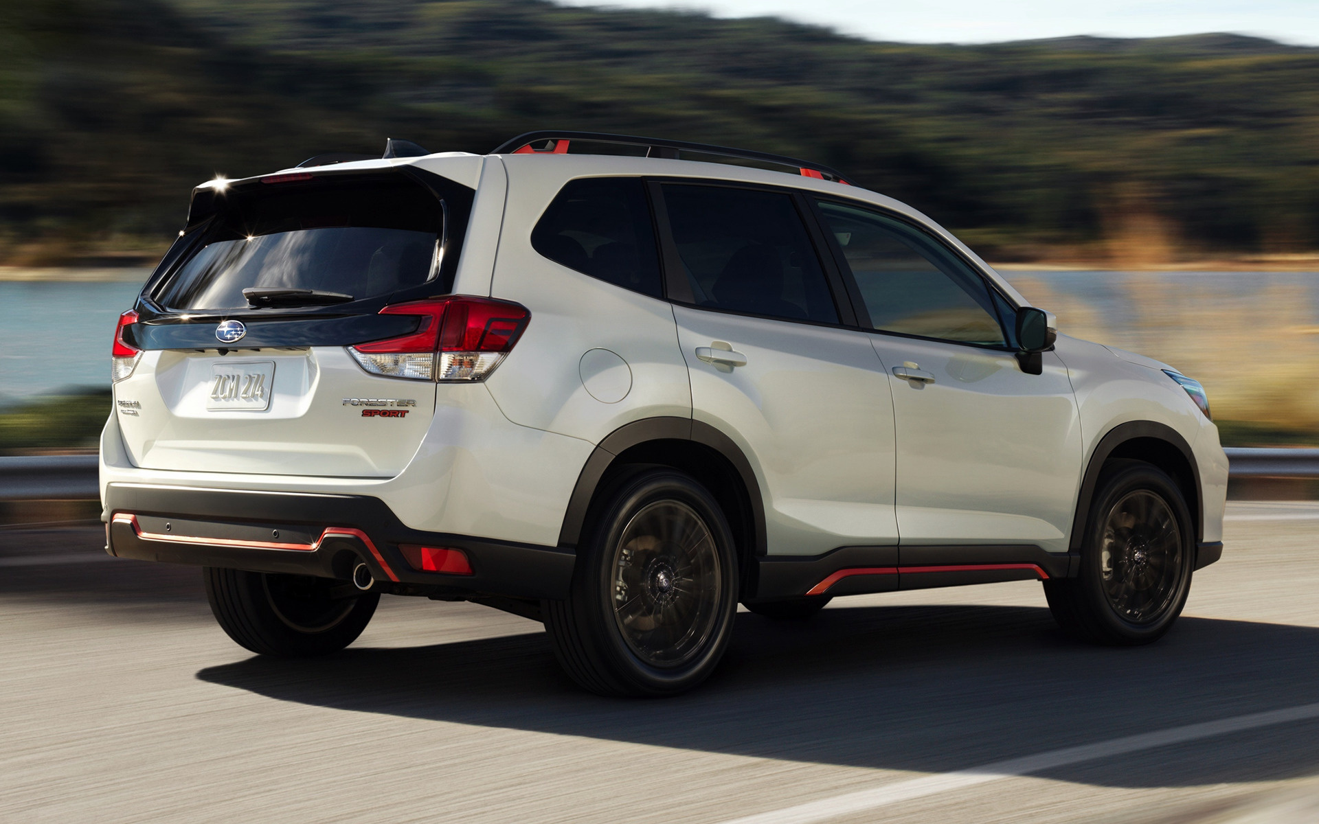 2019 Subaru Forester Sport (US) - Wallpapers and HD Images ...