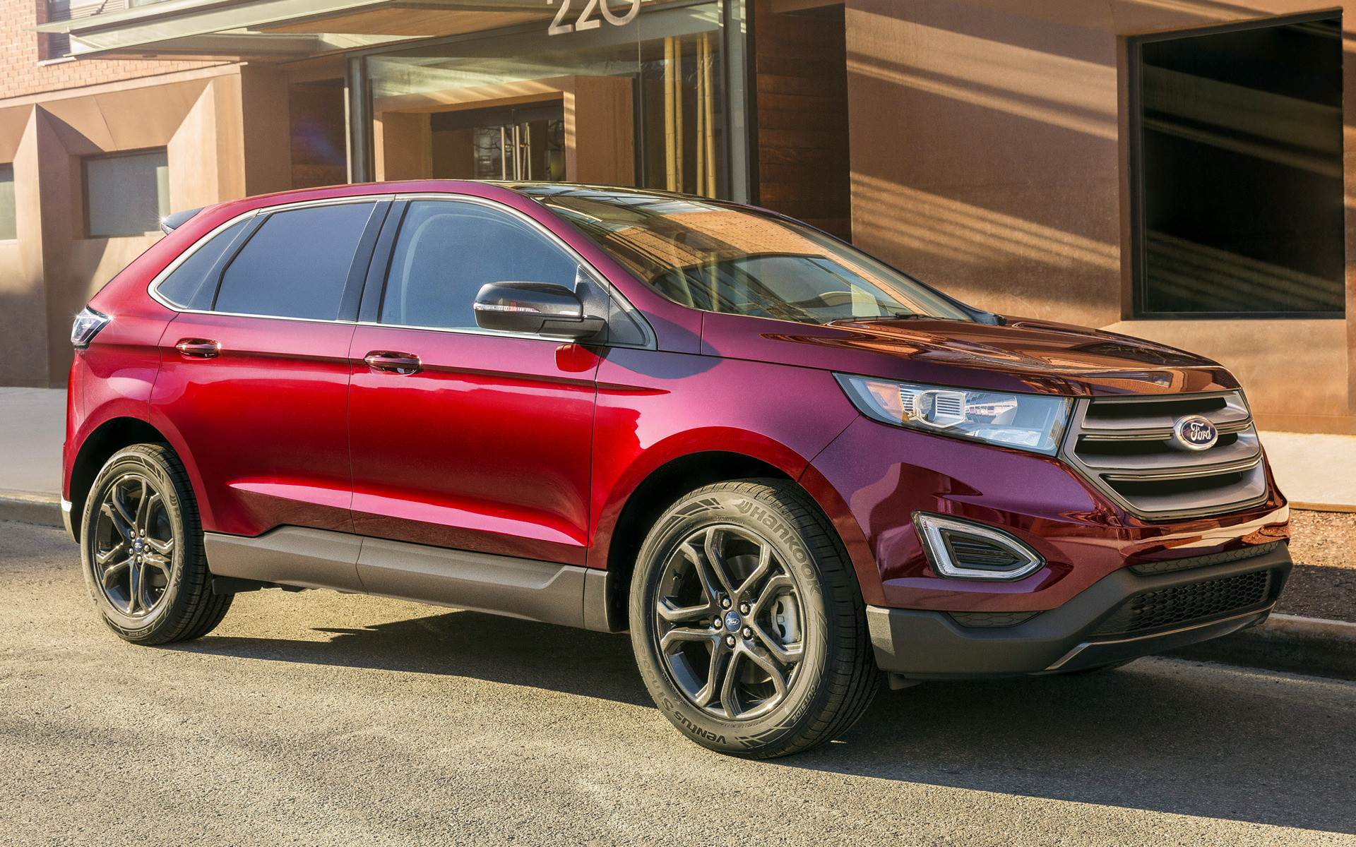ford edge sel sport appearance package wallpapers  hd images car pixel