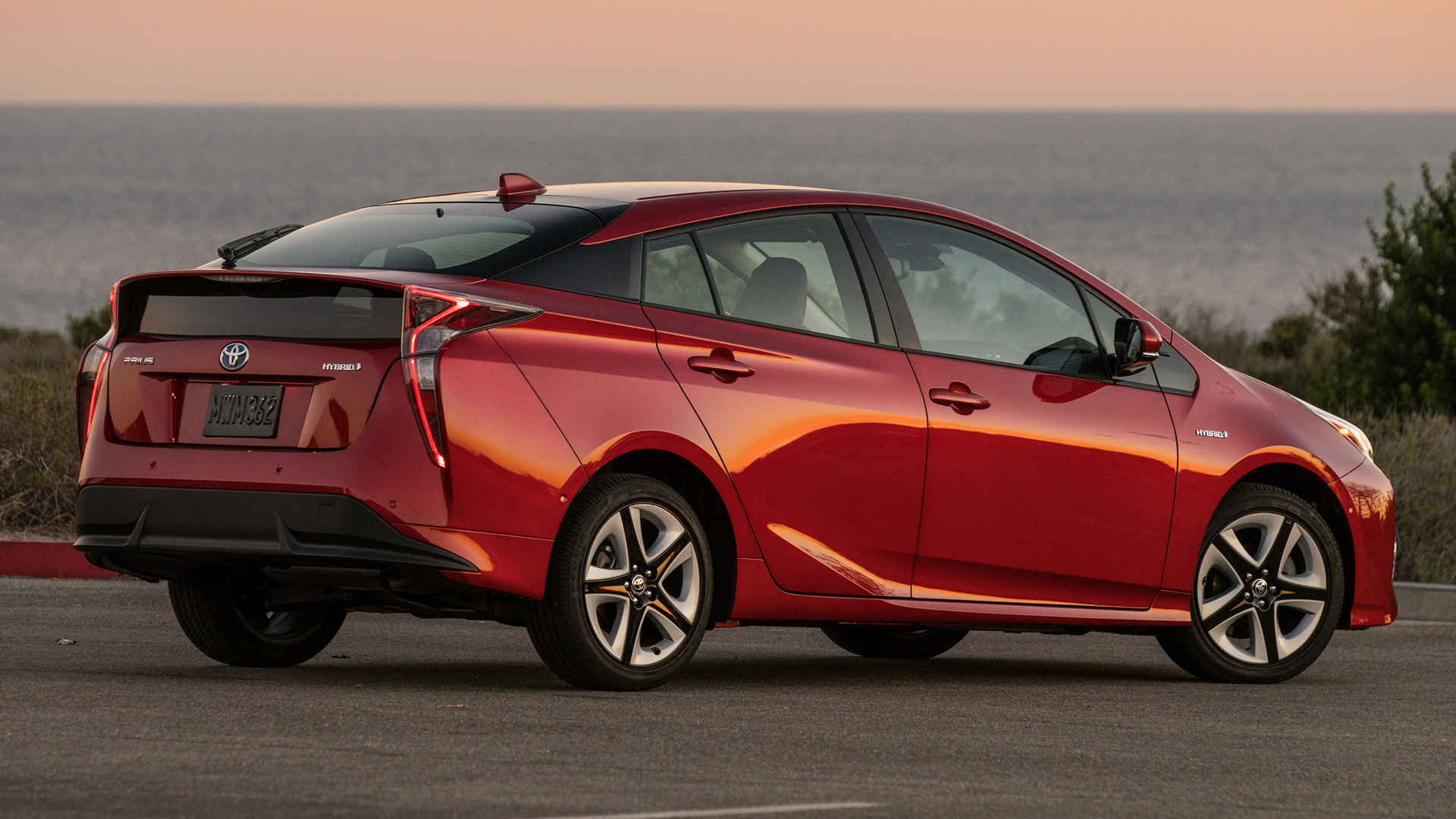 Toyota Prius 2016 Us Wallpapers And Hd Images Car Pixel