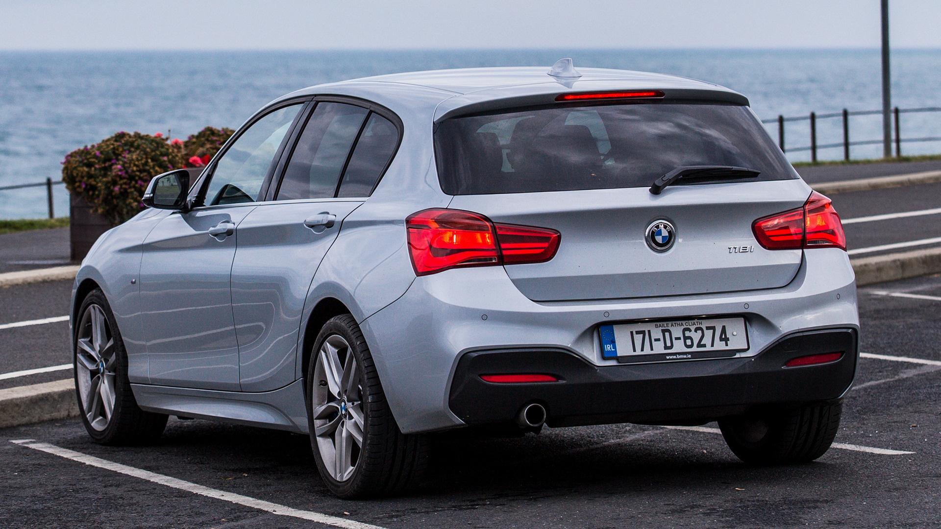 2017 Bmw 6 Series >> 2015 BMW 1 Series M Sport [5-door] (UK) - Wallpapers and ...