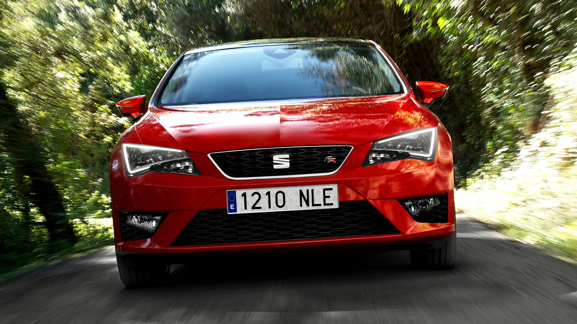 Seat Leon Fr 2012 Wallpapers And Hd Images Car Pixel