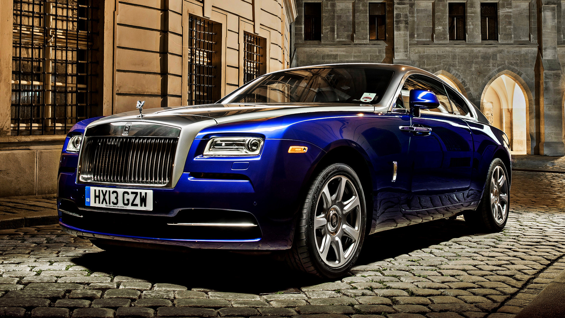 Rolls-Royce Wraith (2013) Wallpapers And HD Images
