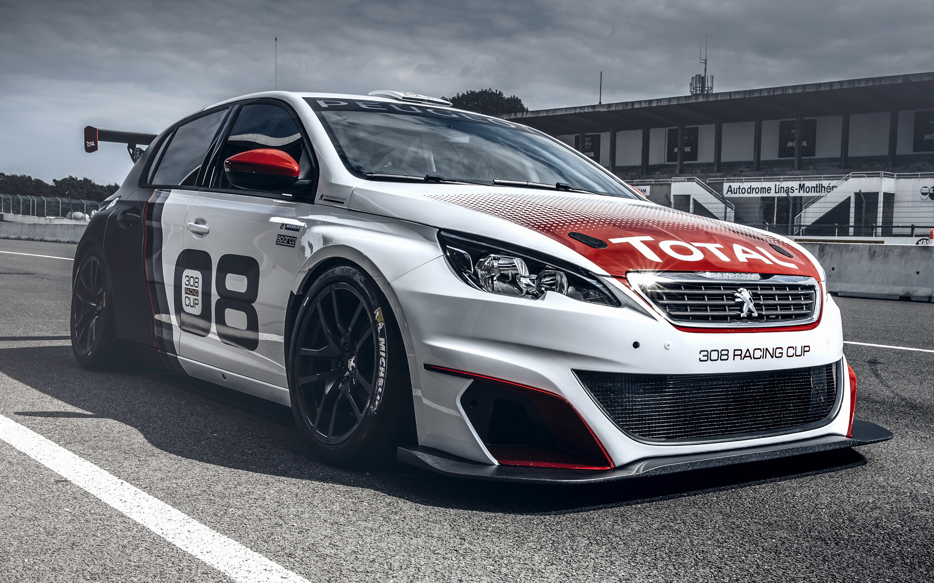 2016 Peugeot 308 Racing Cup Wallpapers And Hd Images