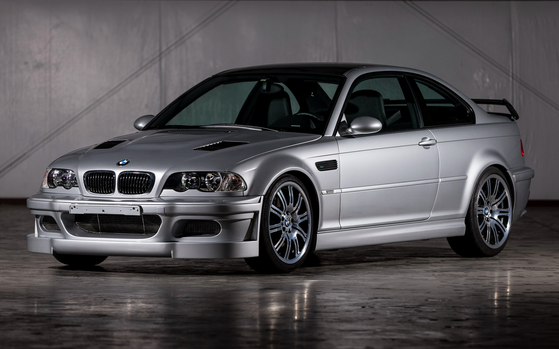 2001 BMW M3 GTR Coupe Road Version - Wallpapers and HD ...