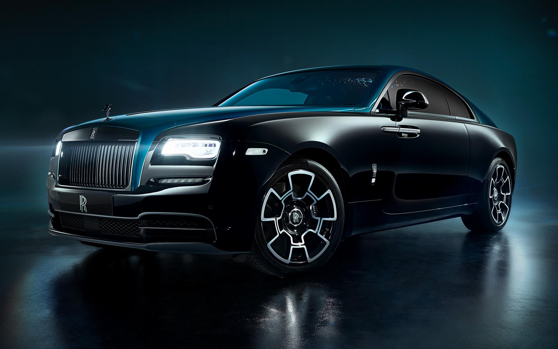 2018 Rolls Royce Wraith Black Badge Adamas Papeis De Parede E Imagens De Fundo Em Hd Car Pixel