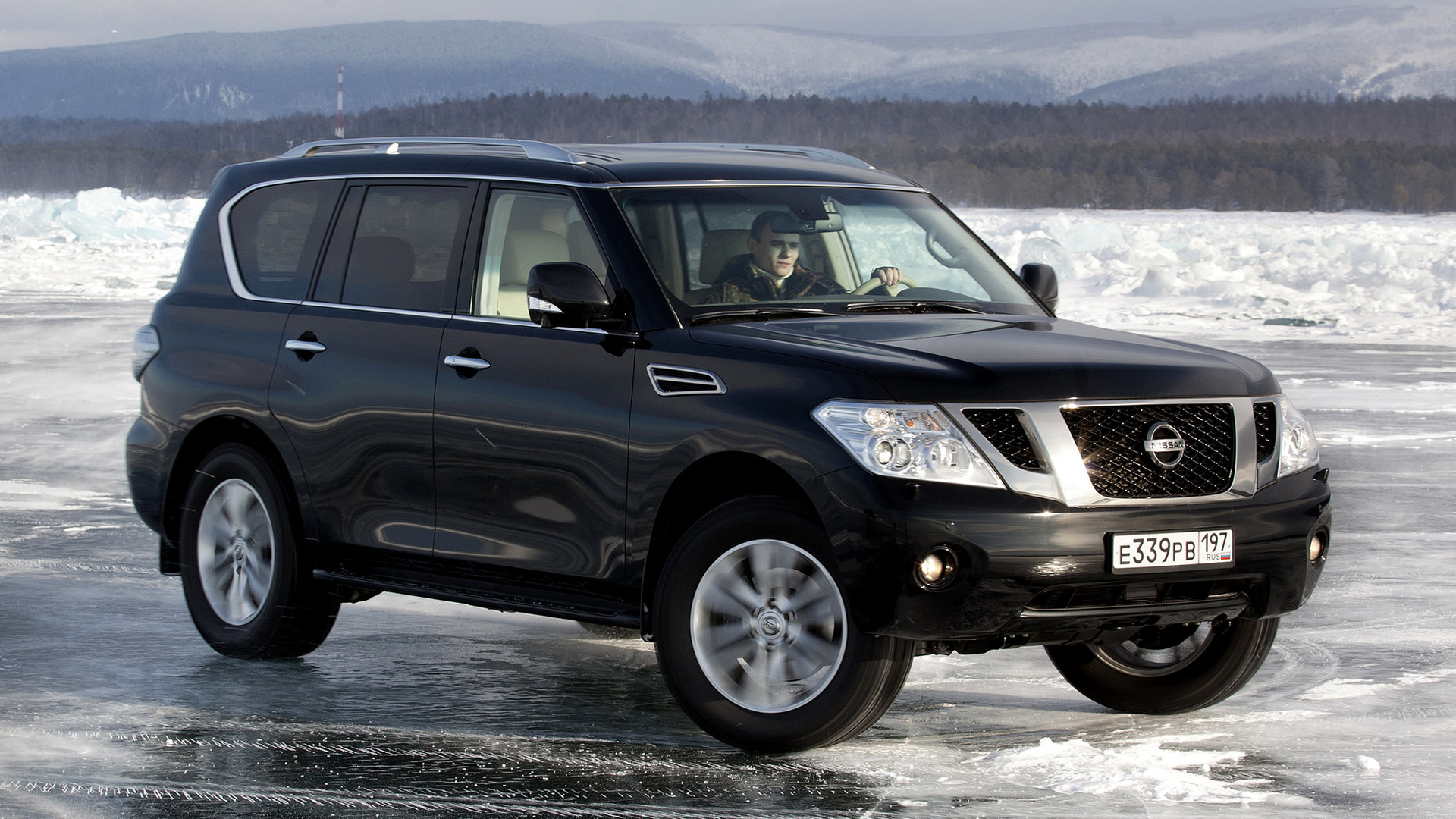 Nissan Patrol 2010 Wallpapers And Hd Images Car Pixel
