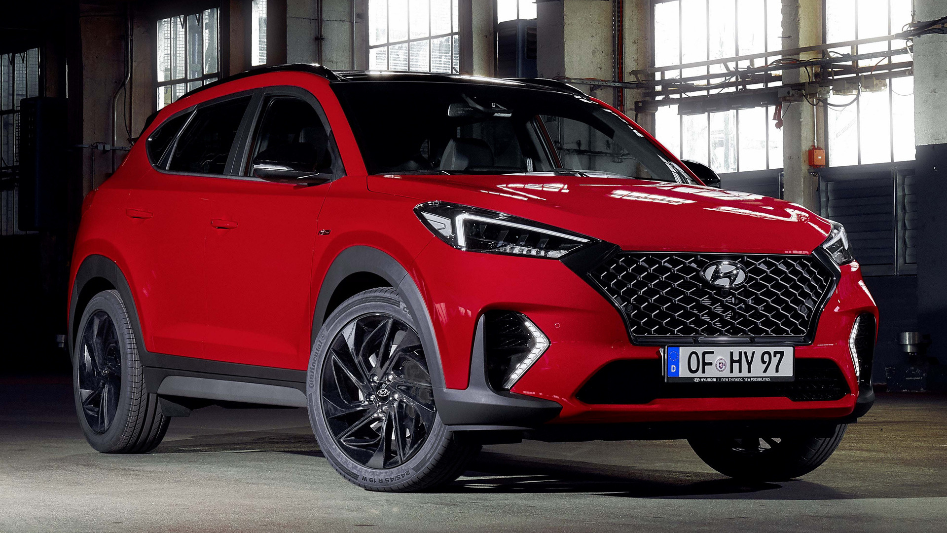 2019 Hyundai Tucson N Line - Wallpapers and HD Images ...