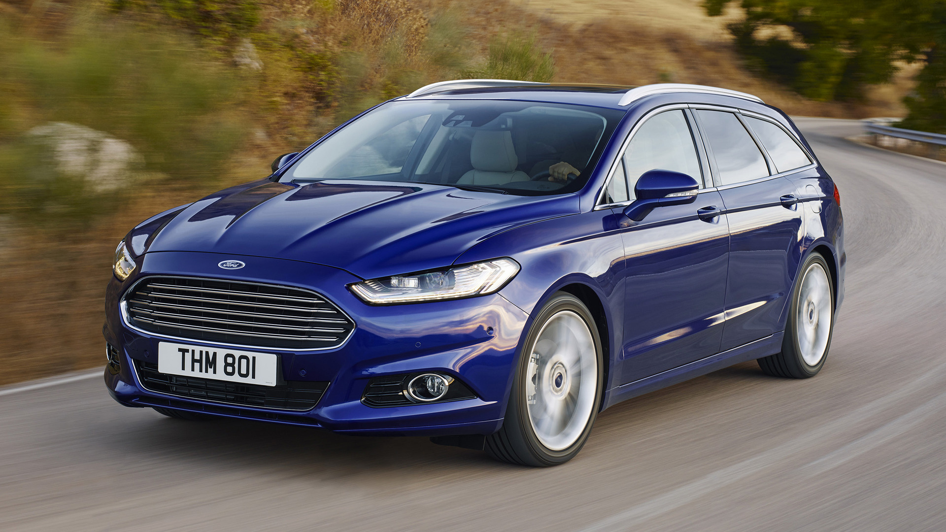 ford mondeo turnier 2014 wallpapers and hd images car pixel. Black Bedroom Furniture Sets. Home Design Ideas