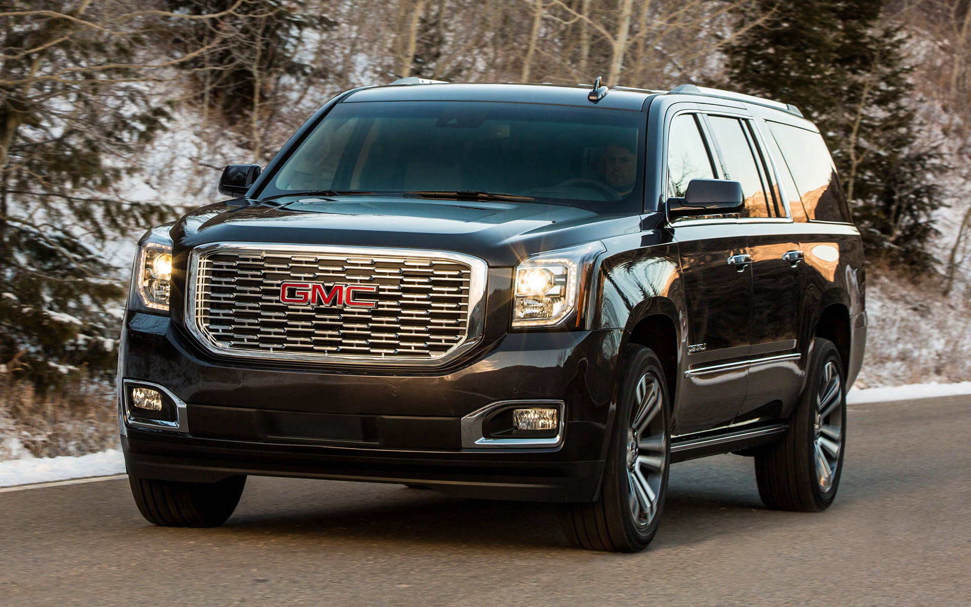 2018 Gmc Yukon Xl Denali Wallpapers And Hd Images Car