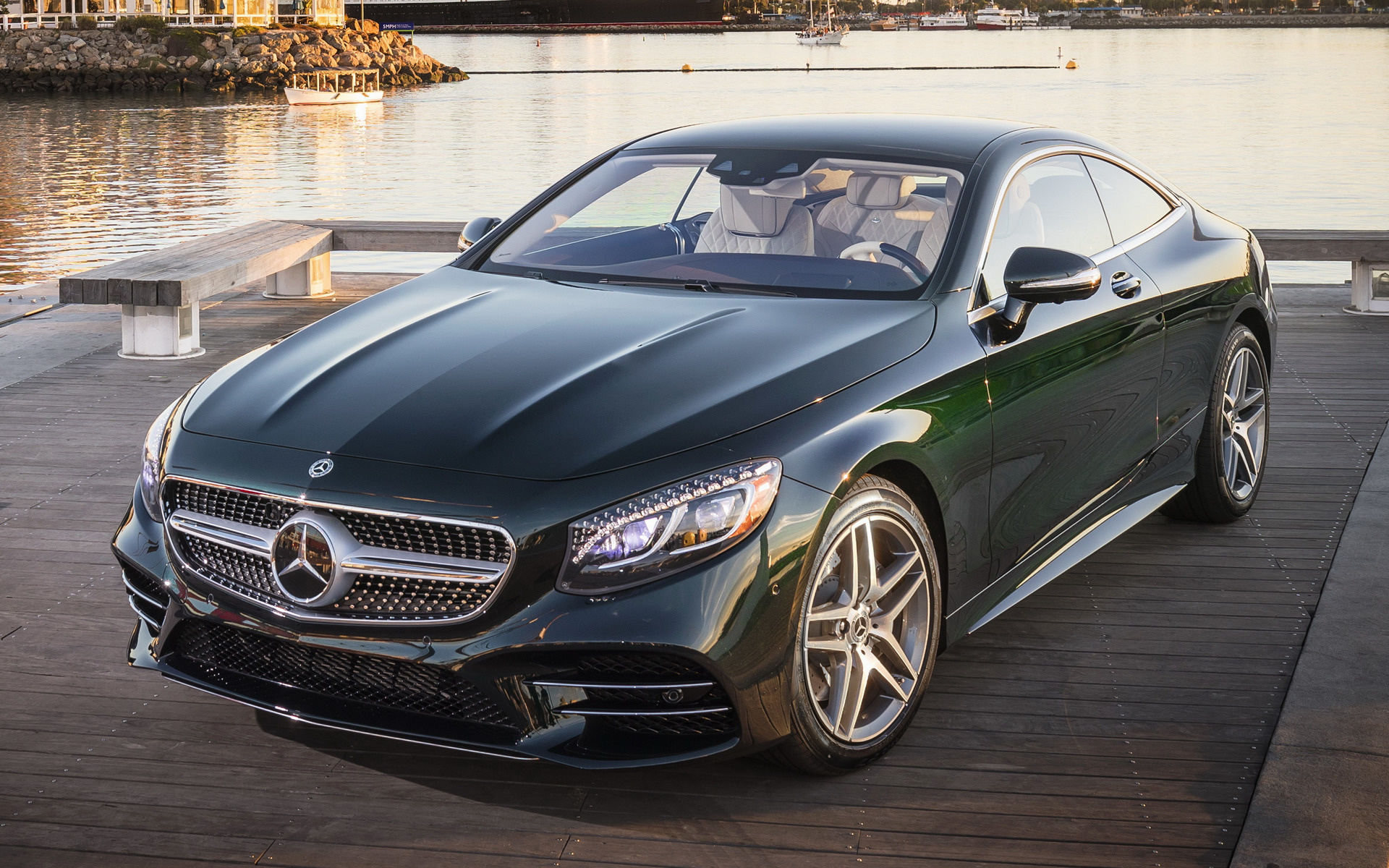 2018 Mercedes-Benz S-Class Coupe AMG Styling (US ...