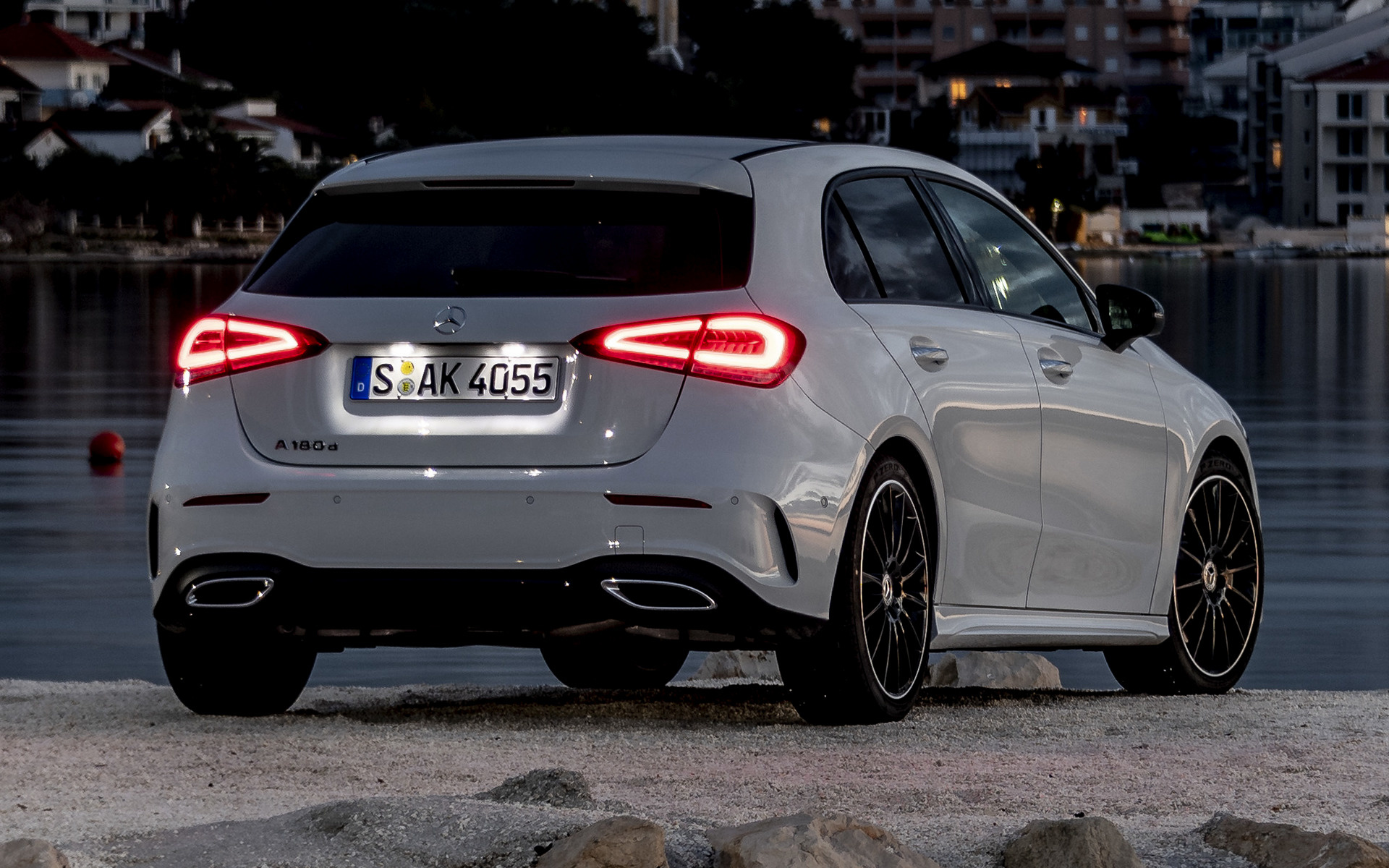 Mercedes Benz Amg >> 2018 Mercedes-Benz A-Class AMG Line - Wallpapers and HD ...