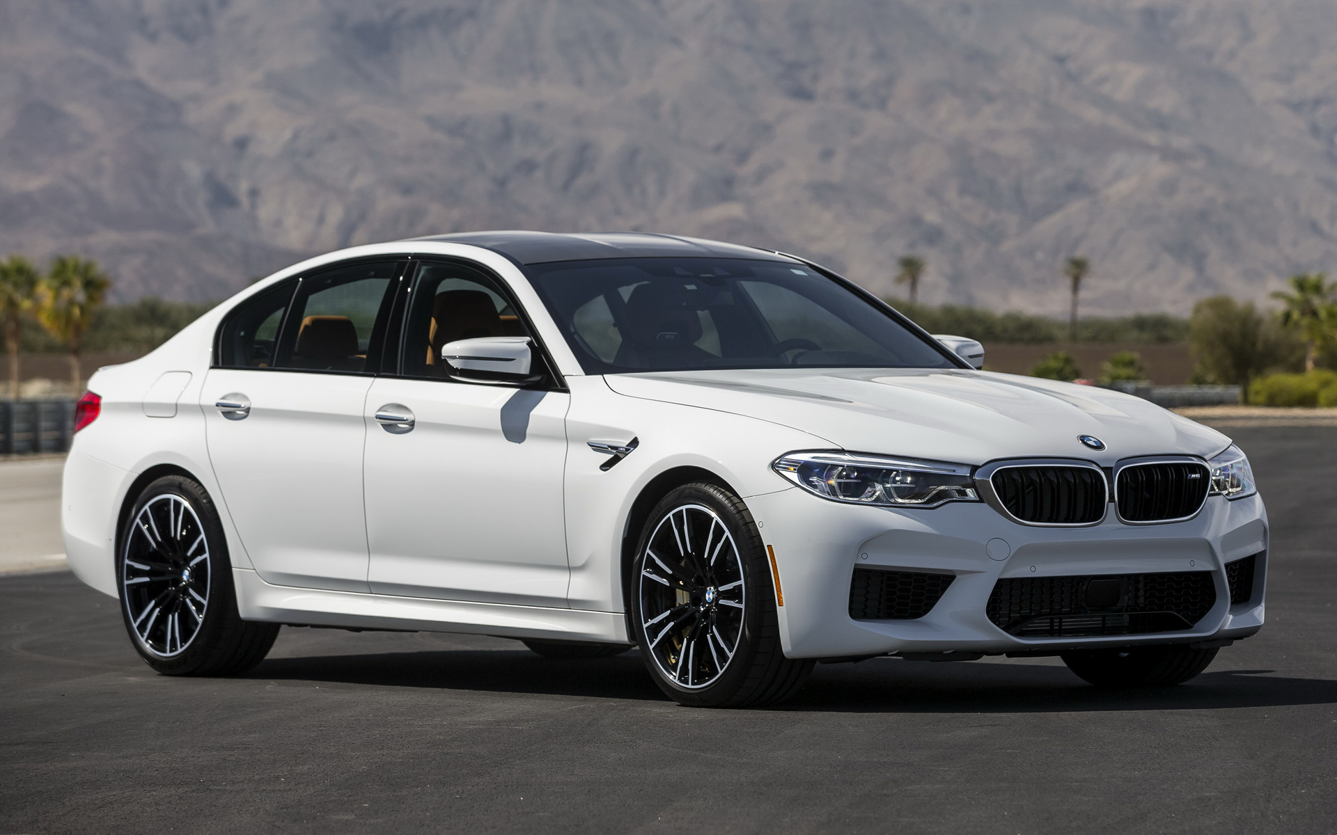 2019 BMW M5 (US) - Wallpapers and HD Images | Car Pixel