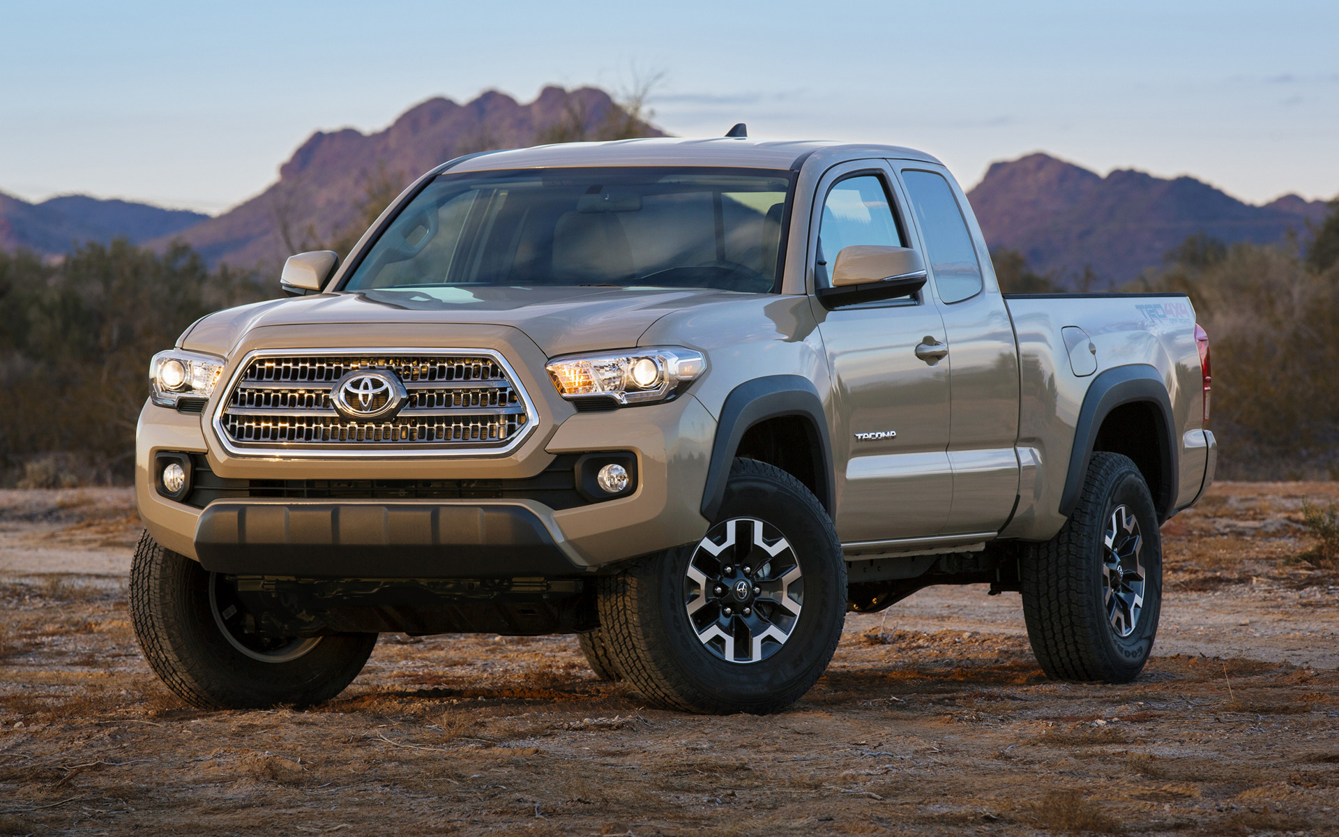 2016 Toyota Tacoma Access Cab >> Toyota Tacoma TRD Off-Road Access Cab (2016) Wallpapers and HD Images - Car Pixel
