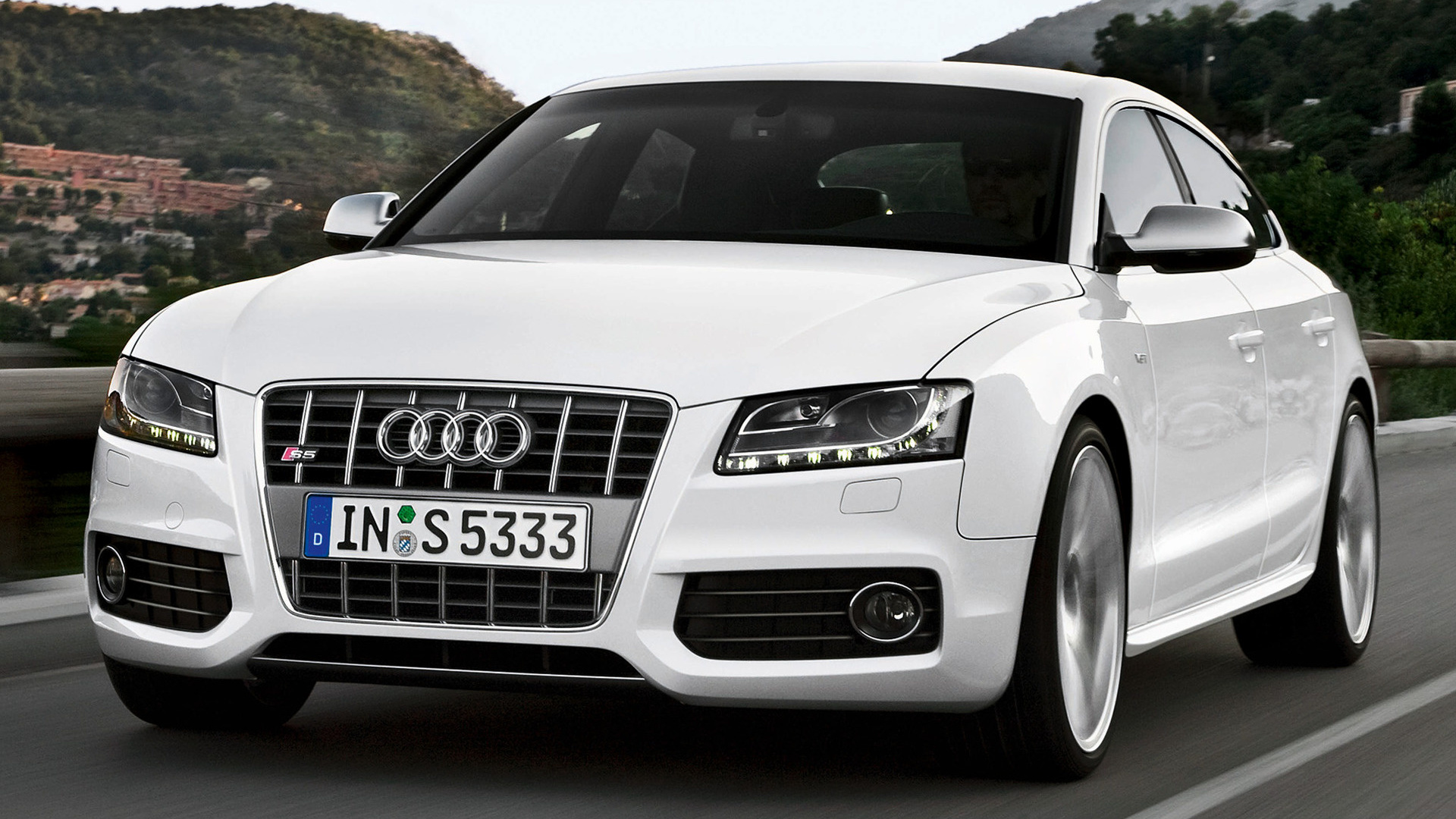 2009 Audi S5 Sportback - Wallpapers and HD Images | Car Pixel