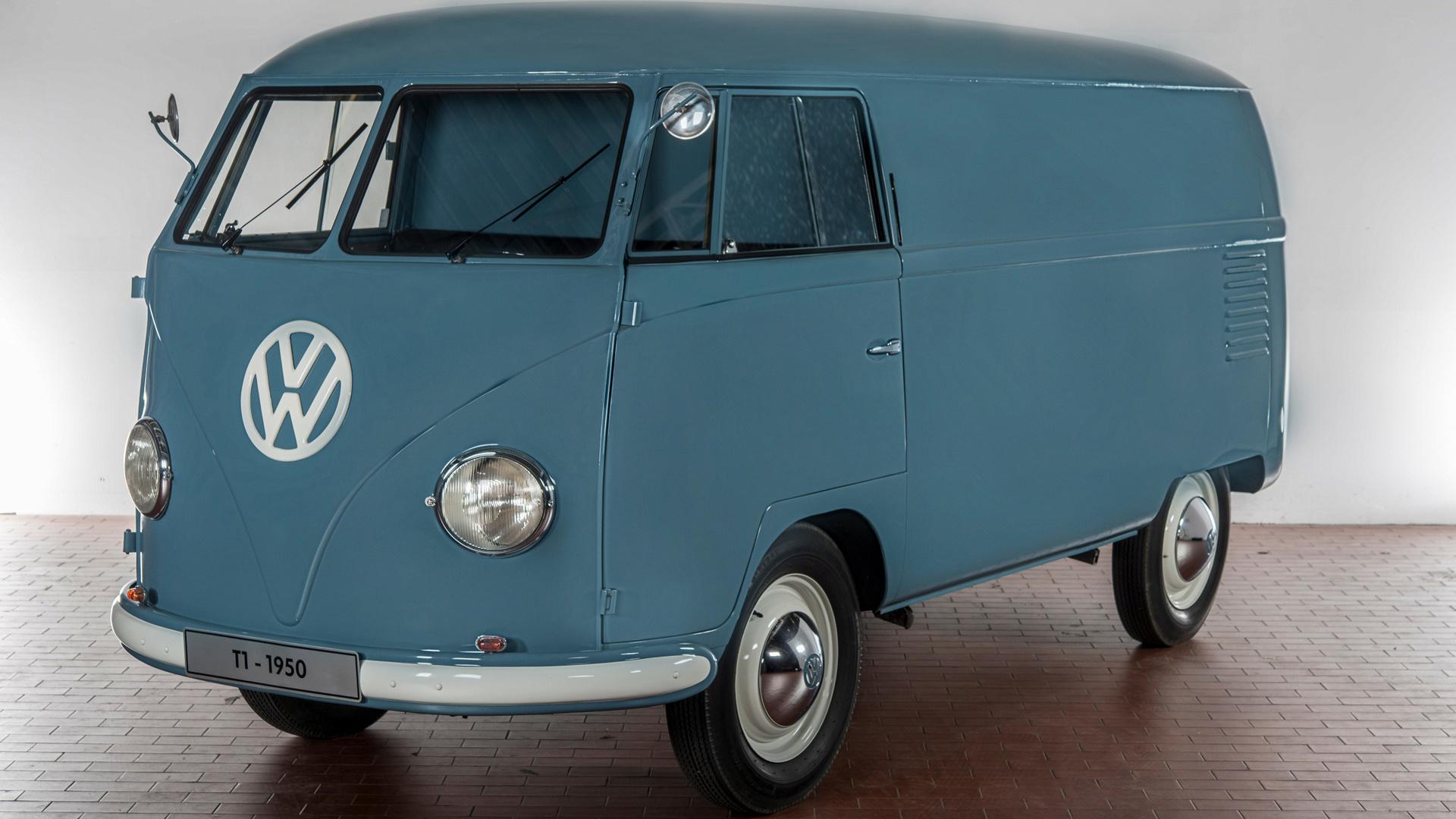 1950 Volkswagen T1 Panel Van