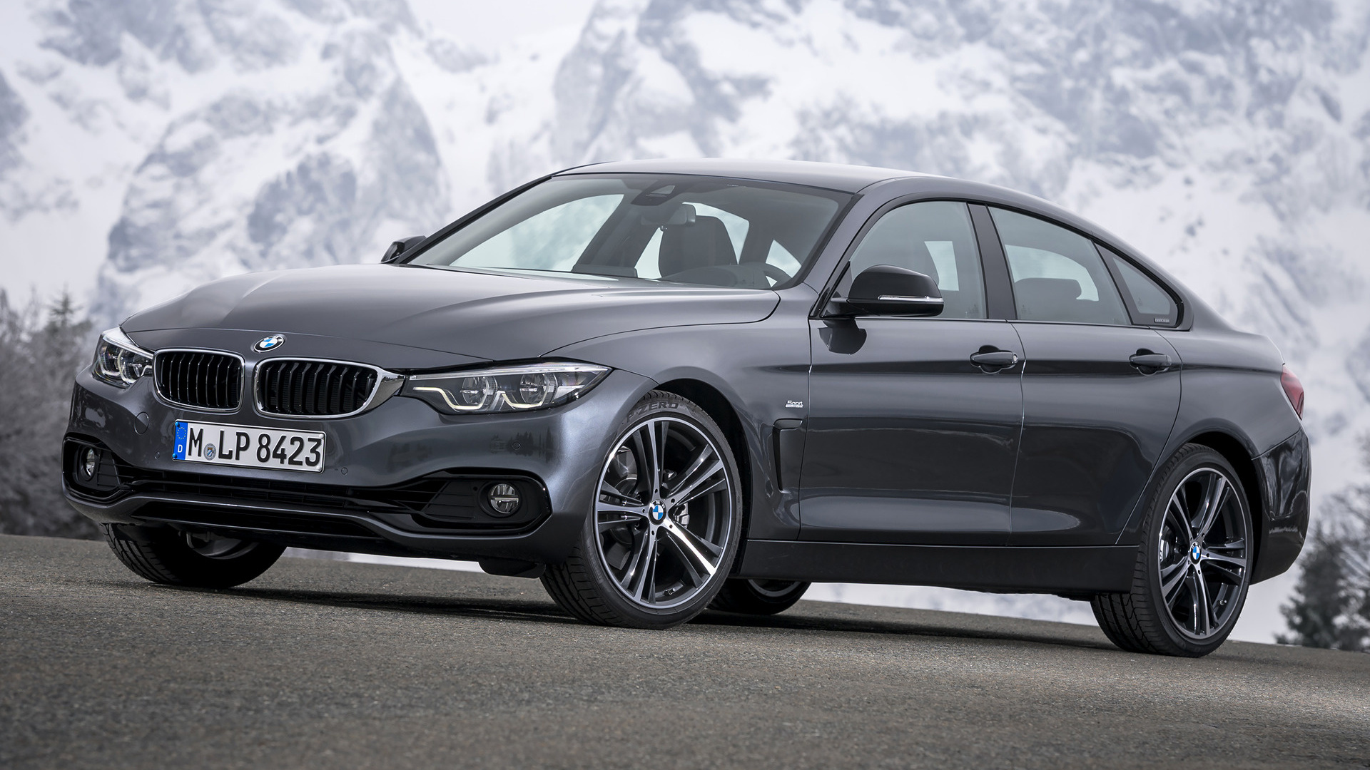 2017 Bmw 4 Series Gran Coupe Wallpapers And Hd Images