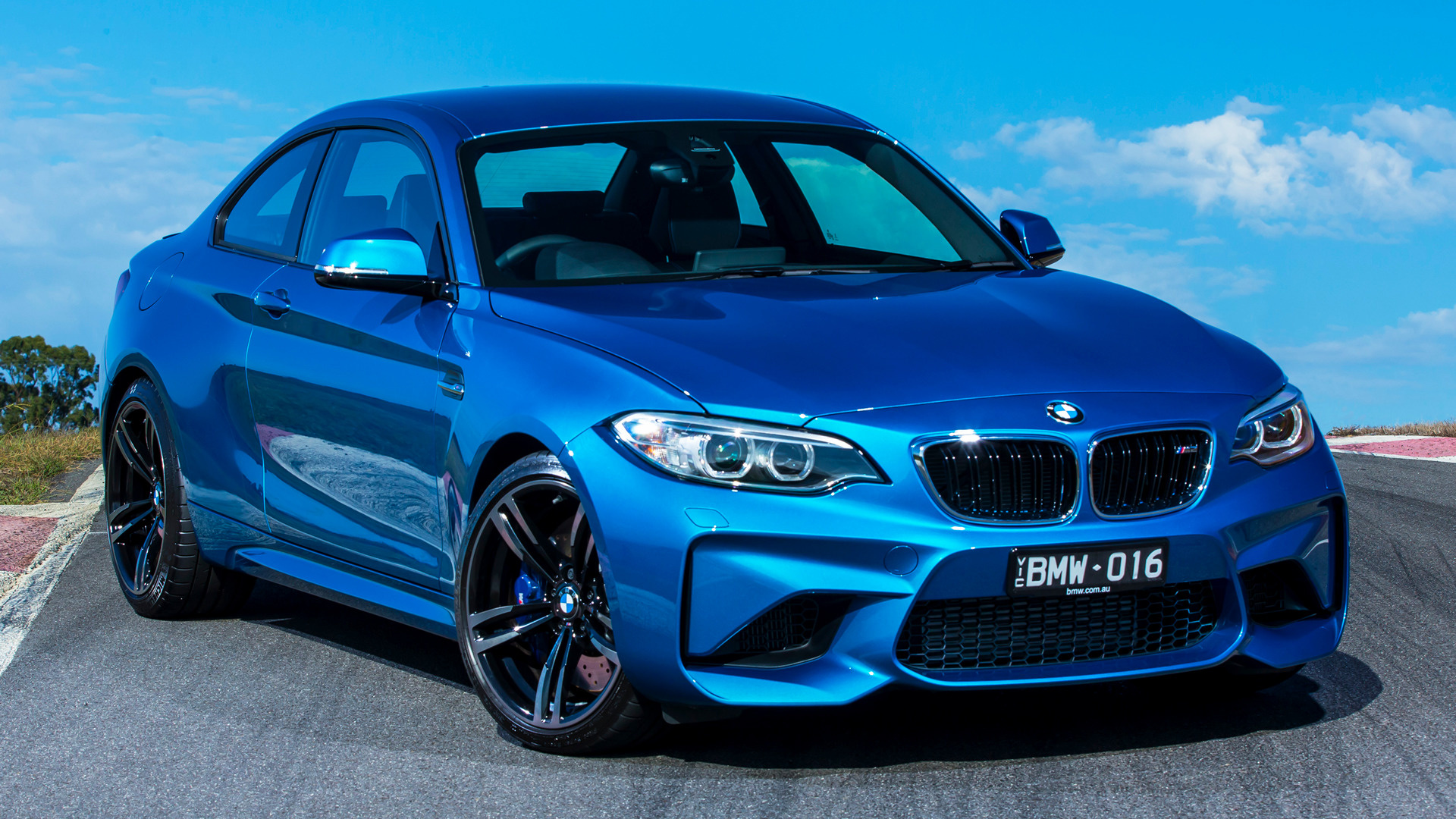 Bmw M2 Coupe 2016 Au Wallpapers And Hd Images Car Pixel