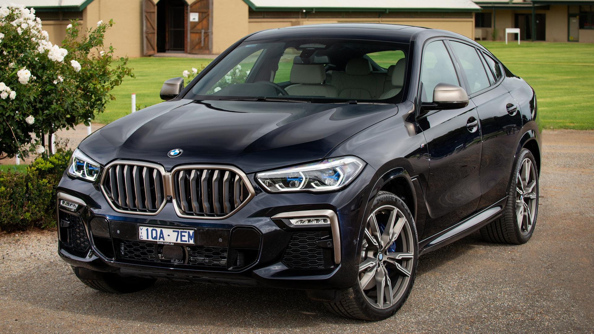2020 Bmw X6 M50i Au Papeis De Parede E Imagens De Fundo Em Hd Car Pixel