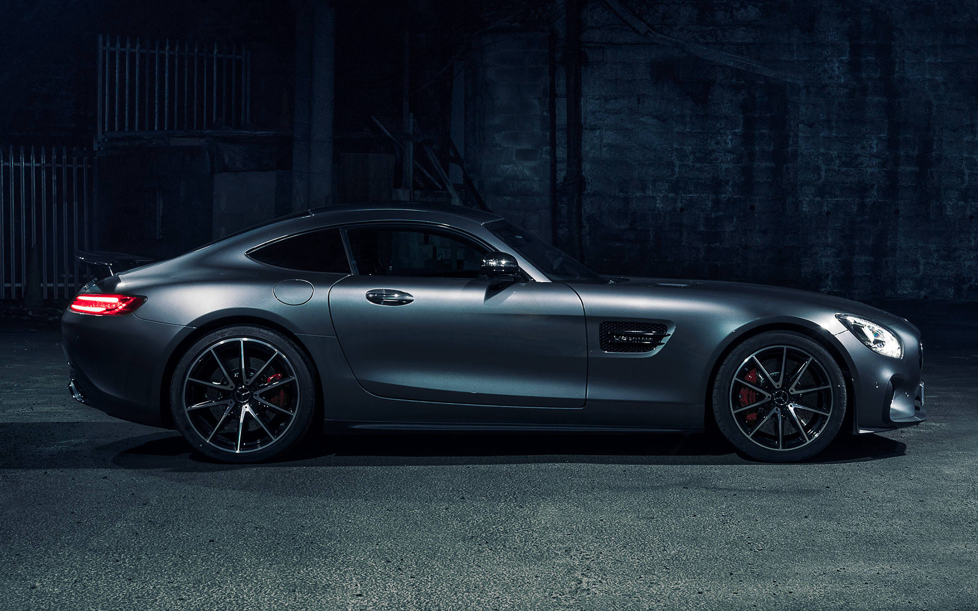 Mercedes Amg Gt S Edition 1 2015 Uk Wallpapers And Hd