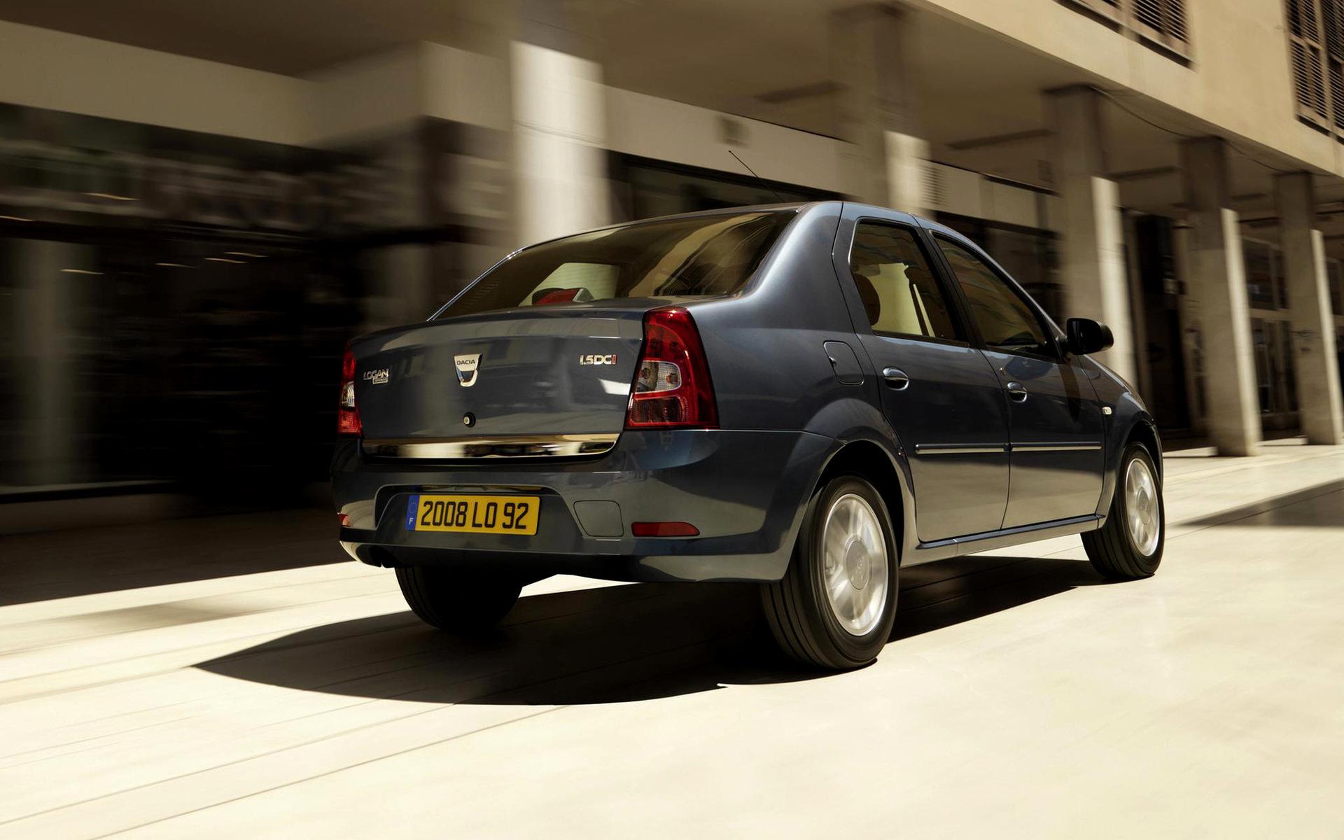 2008 Dacia Logan Wallpapers And Hd Images Car Pixel