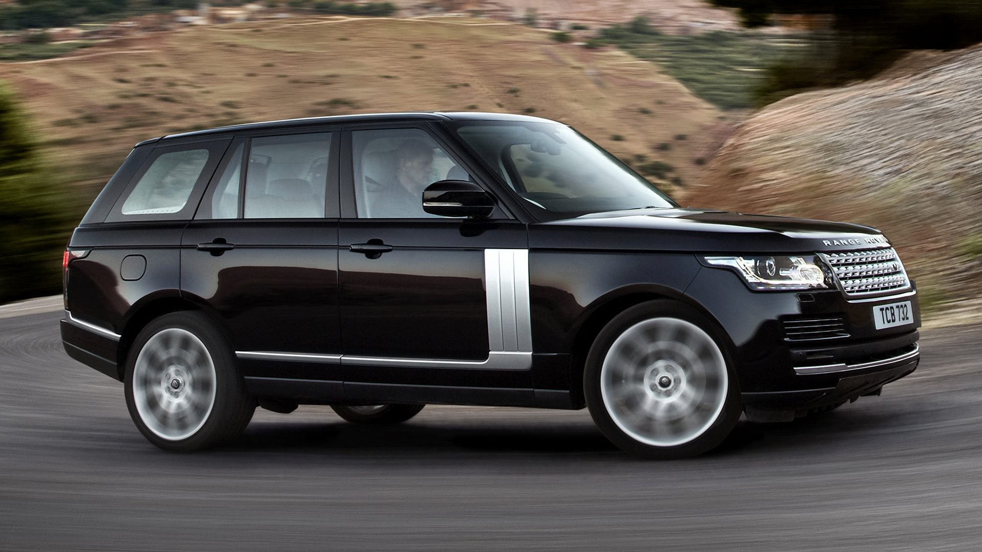 2012 Range Rover Vogue Uk Wallpapers And Hd Images Car