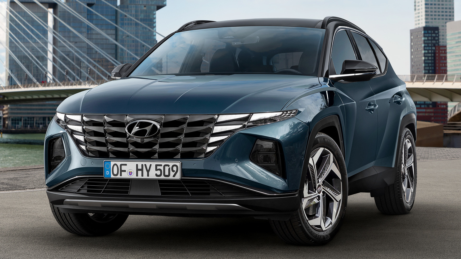2021 Hyundai Tucson Hybrid - Wallpapers and HD Images ...
