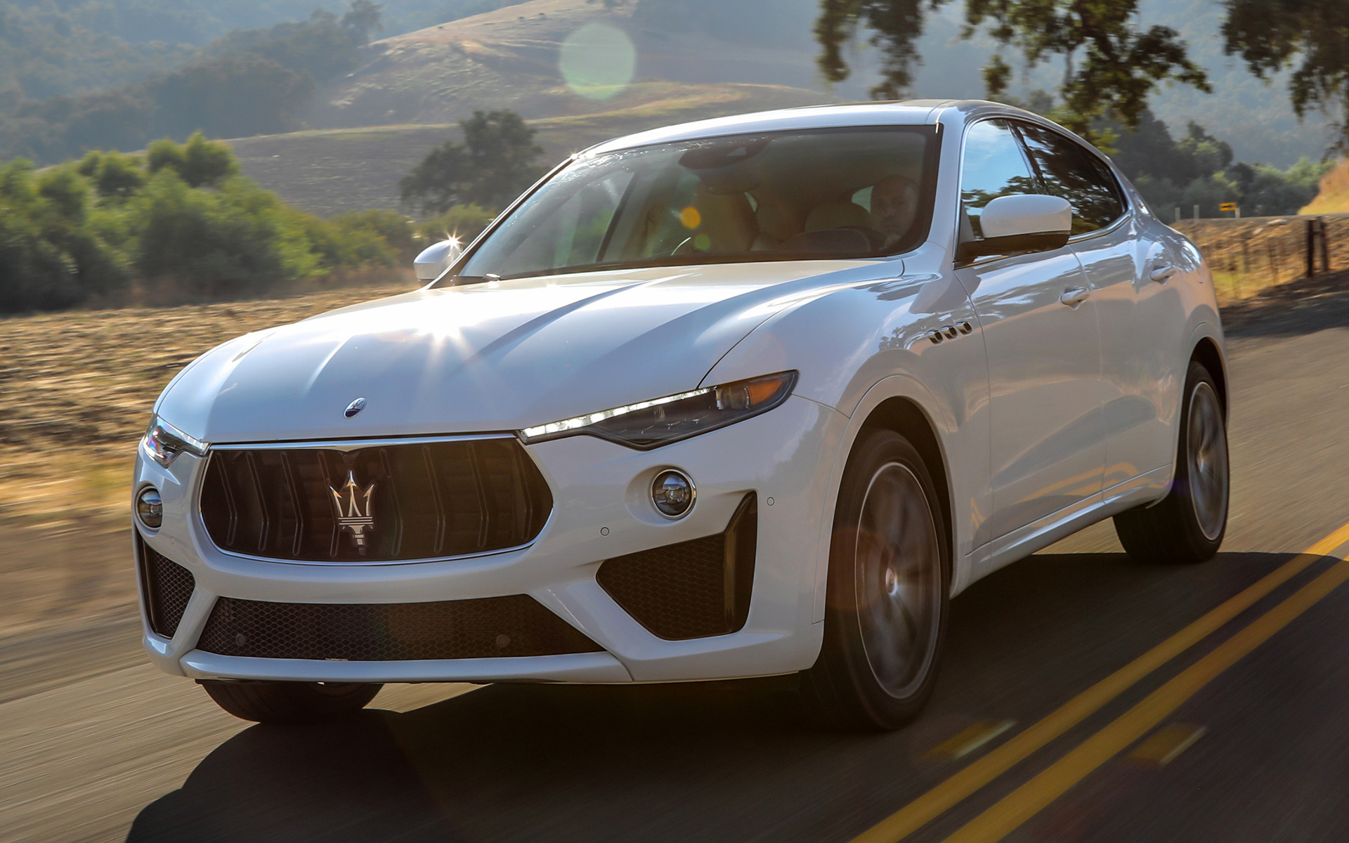 2019 maserati levante gts us wallpapers and hd images car pixel - Maserati levante wallpaper ...