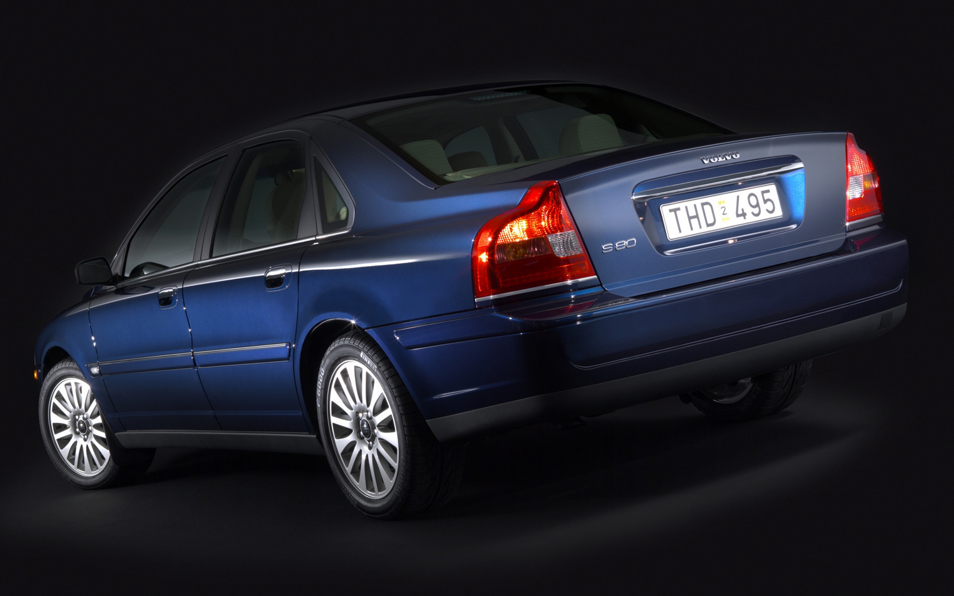 2004 Volvo S80 Ocean Race Wallpapers And Hd Images Car