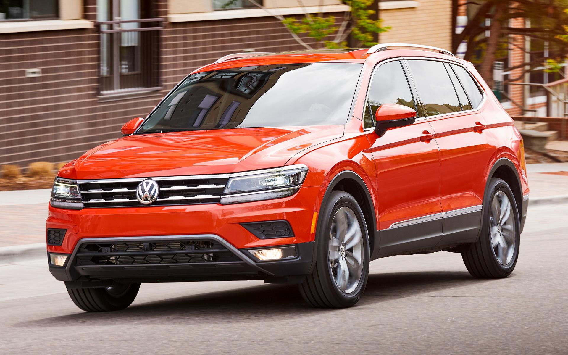 Ws 8 5 Volkswagen Tiguan Lwb 2018