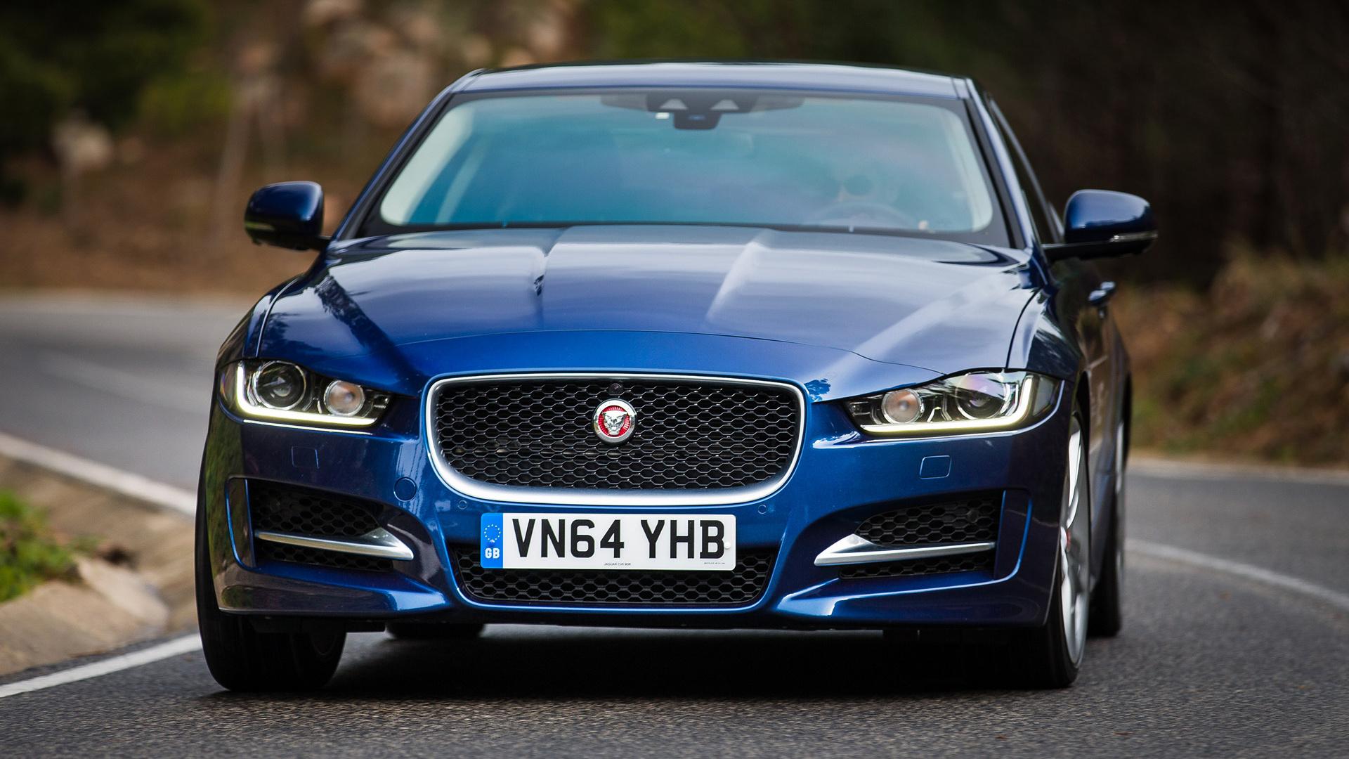 2015 Jaguar XE R-Sport - Wallpapers and HD Images   Car Pixel