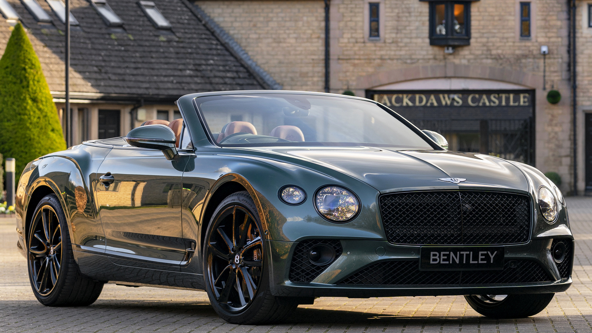 2020 Bentley Continental Gt Convertible Equestrian Edition By Mulliner Uk Papeis De Parede E Imagens De Fundo Em Hd Car Pixel