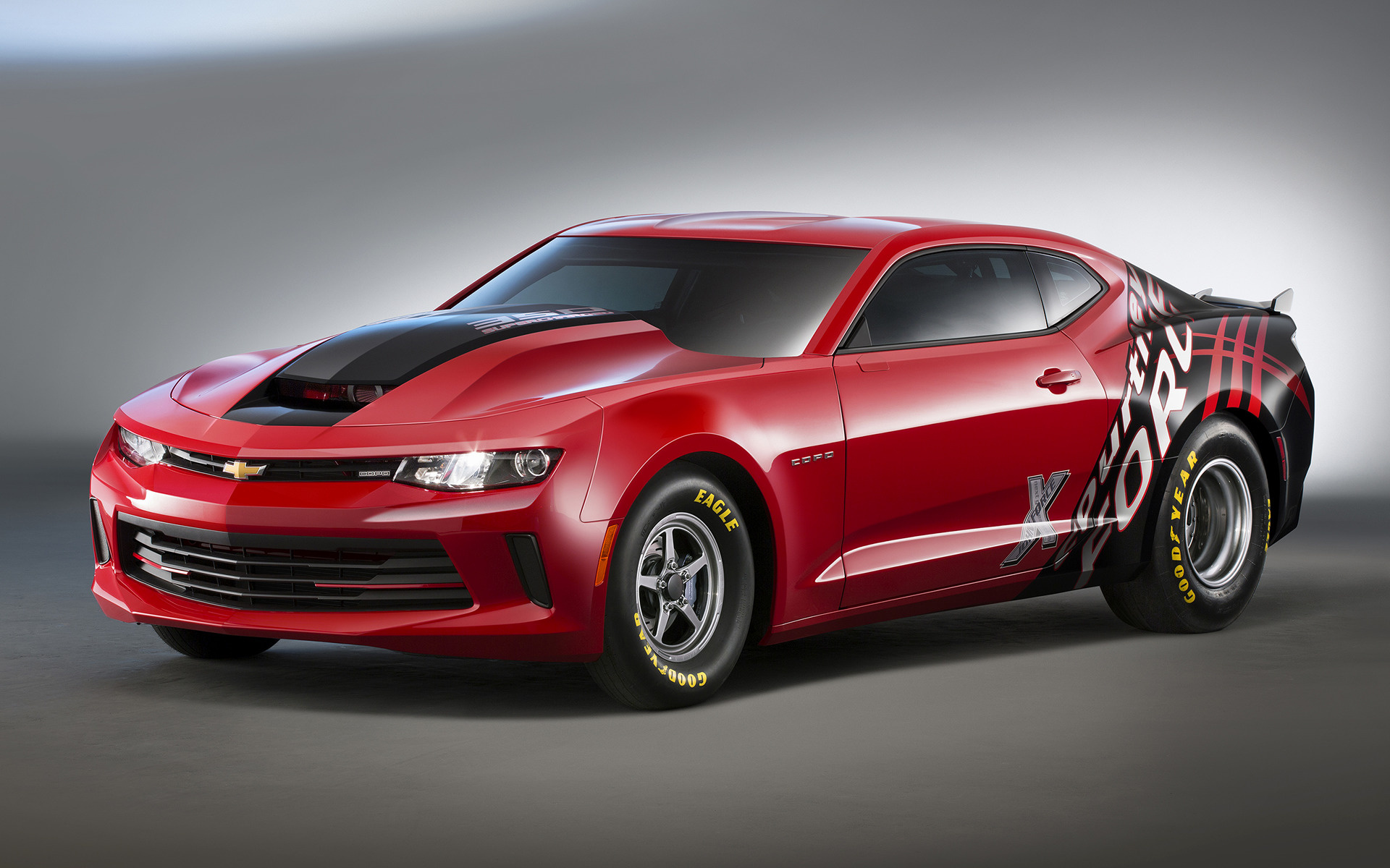 chevrolet copo camaro (2016) wallpapers and hd images - car pixel