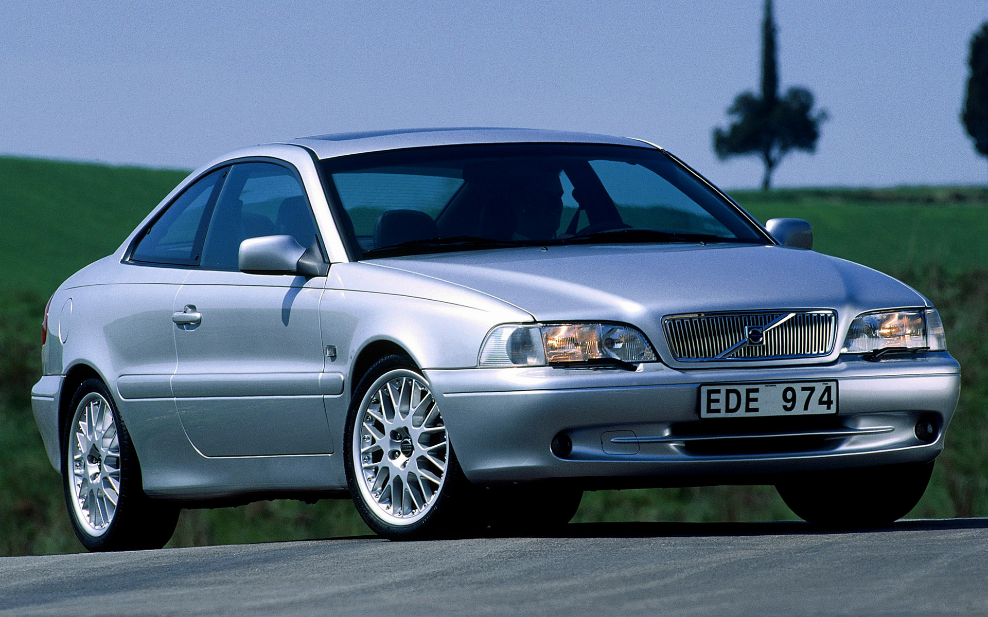 1996 Volvo C70 Coupe - Wallpapers and HD Images | Car Pixel