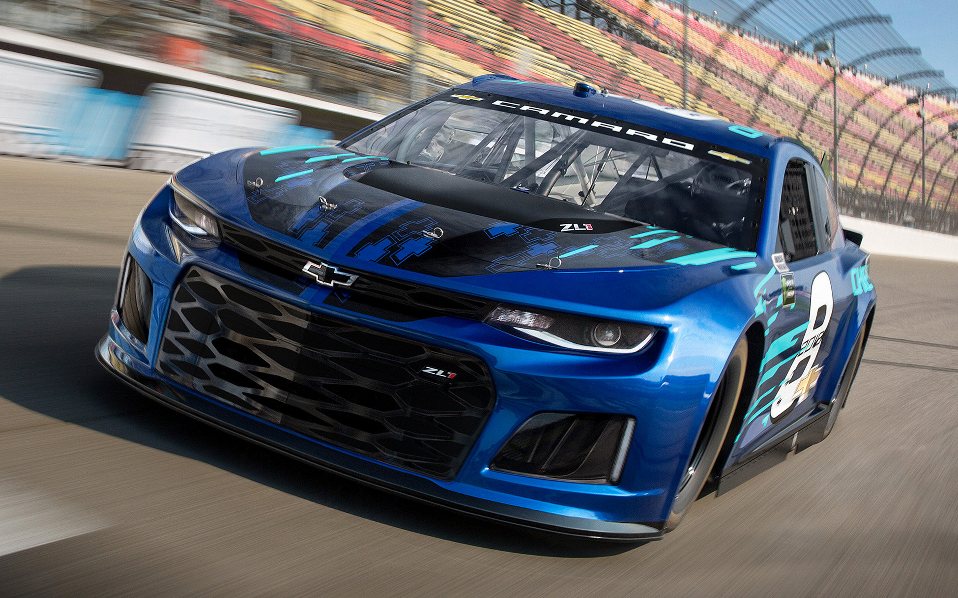 Chevrolet Camaro ZL1 NASCAR Cup Series (2018) Wallpapers and HD Images - Car Pixel