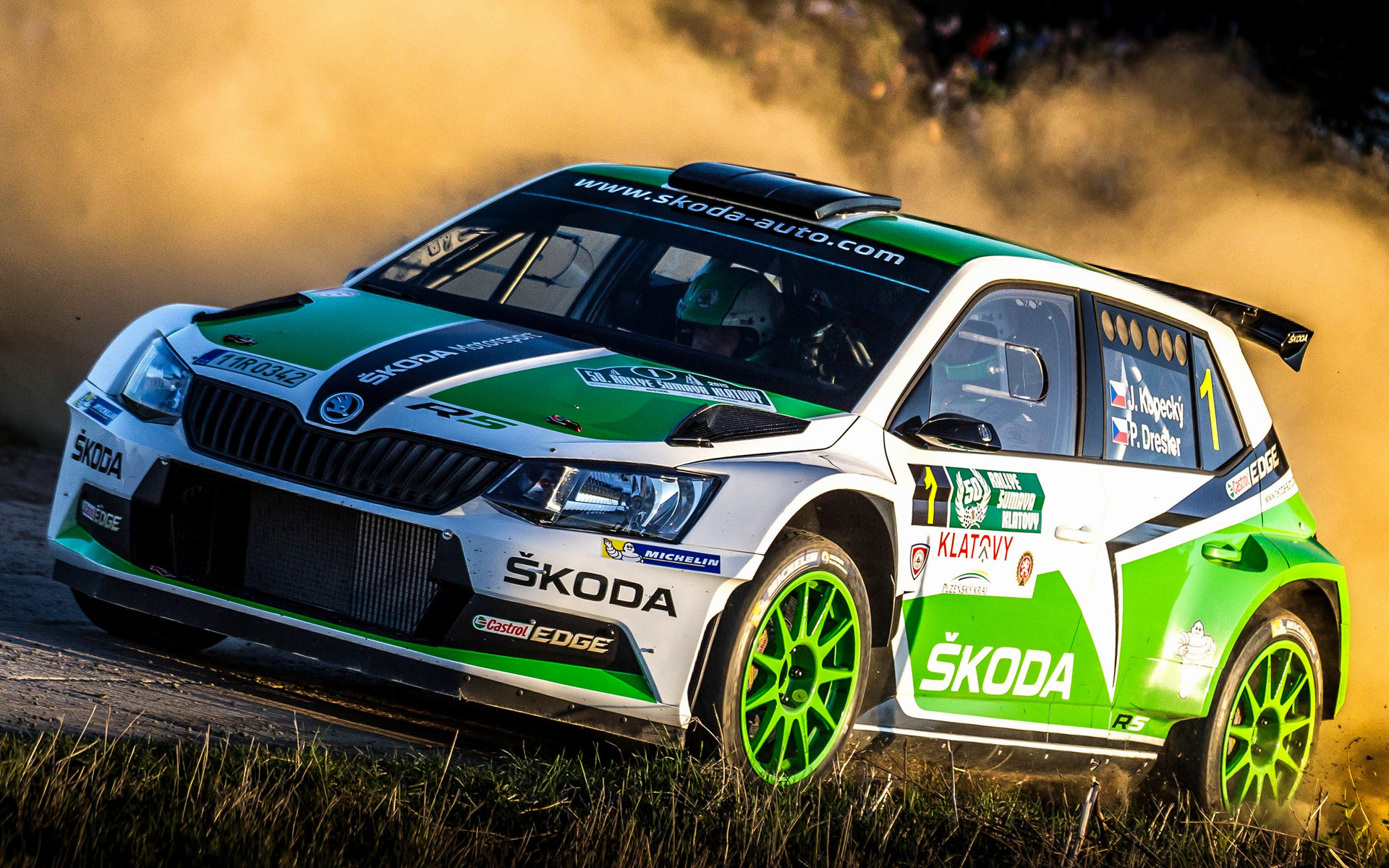 Skoda Fabia R5 2015 Wallpapers And HD Images Car Pixel