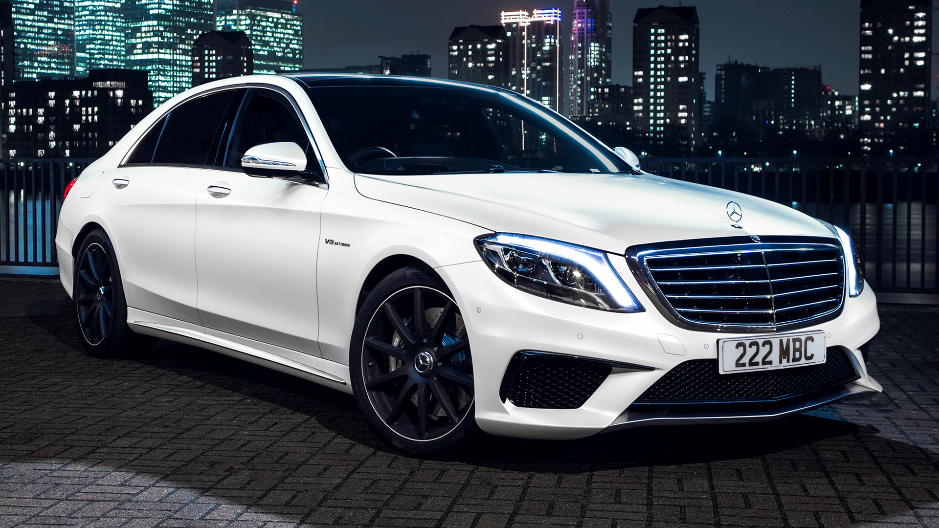 2013 Mercedes-Benz S 63 AMG [Long] (UK) - Wallpapers and ...