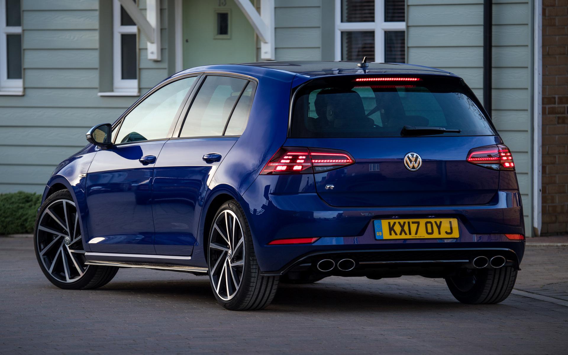 2017 Vw Jetta >> 2017 Volkswagen Golf R 5-door (UK) - Wallpapers and HD ...
