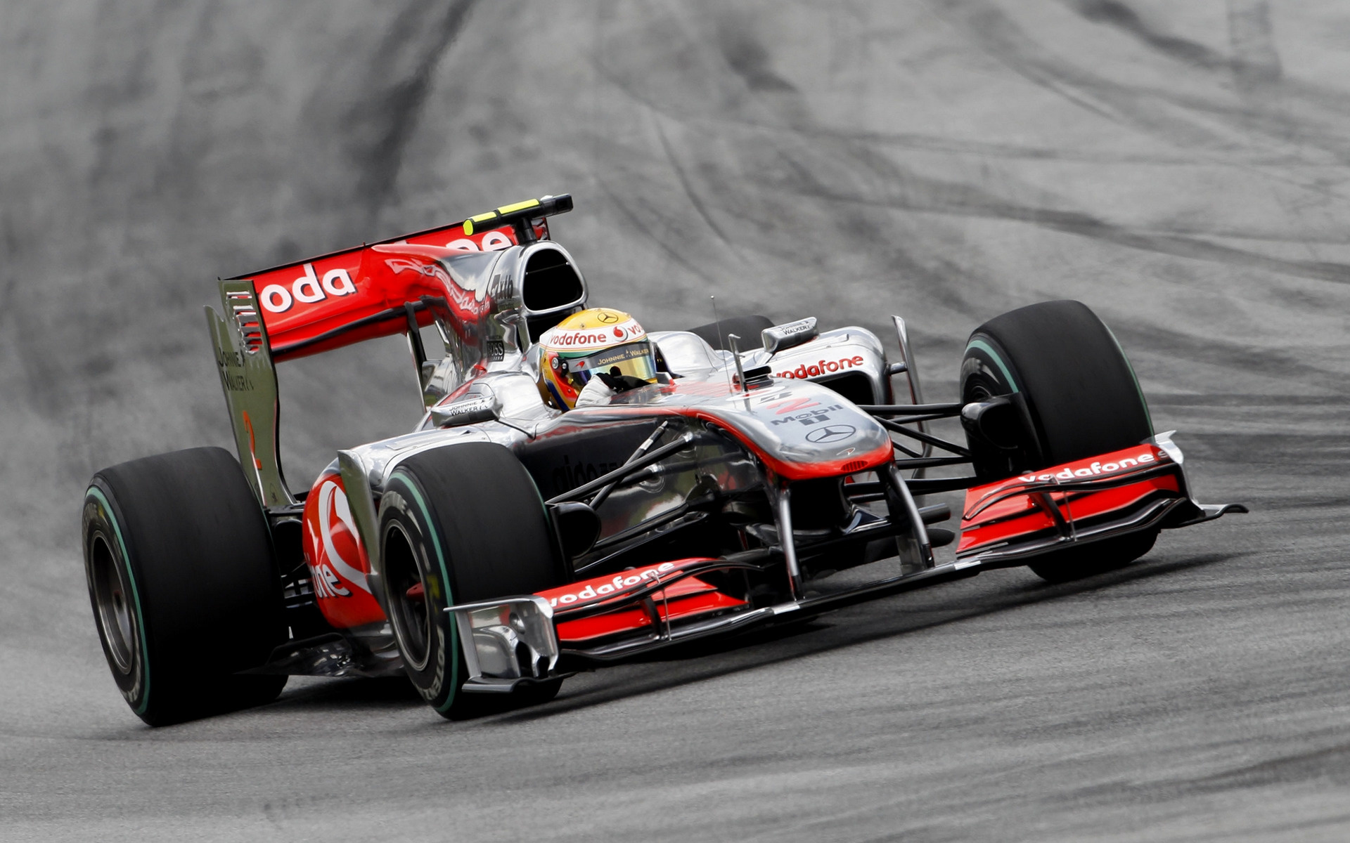 Mclaren Mercedes Mp4 25 2010 Wallpapers And Hd Images