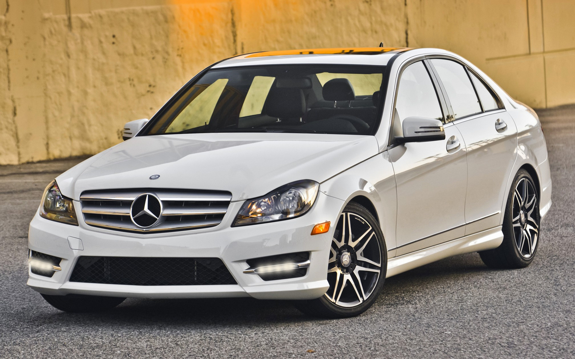 2011 Mercedes-Benz C-Class AMG Styling (US) - Wallpapers ...