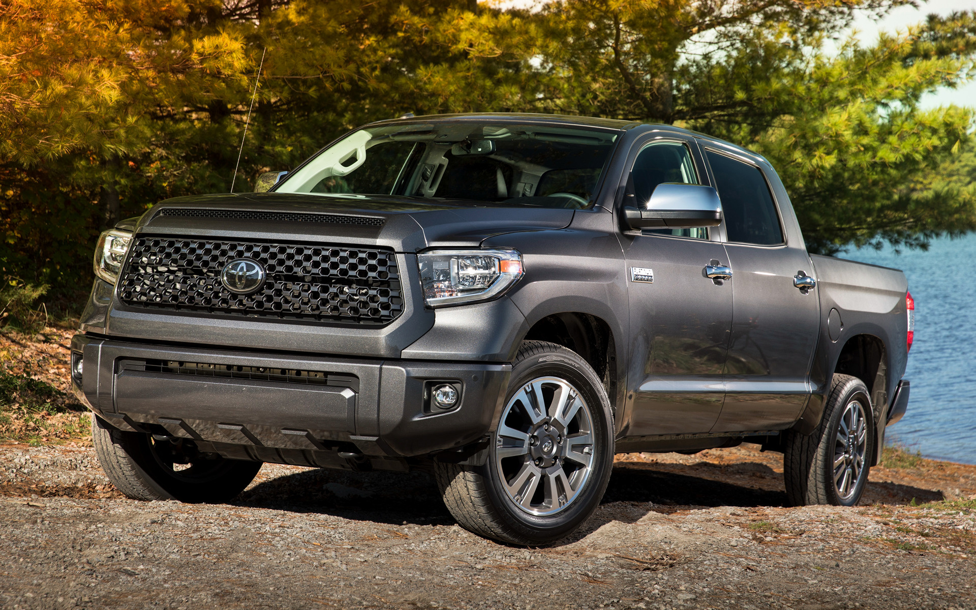 2018 Toyota Tundra Platinum CrewMax - Wallpapers and HD ...