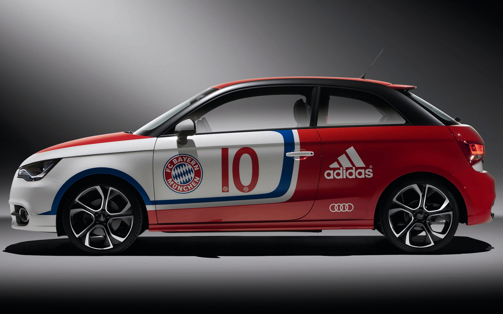 Audi a1 fc bayern 2010 wallpapers and hd images car pixel wide 85 audi a1 fc bayern voltagebd Images