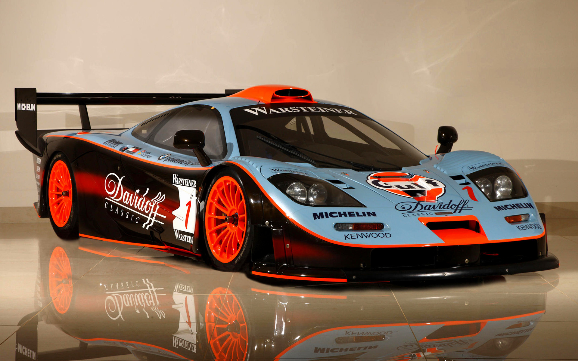 1997 McLaren F1 GTR Long Tail Wallpapers And HD Images