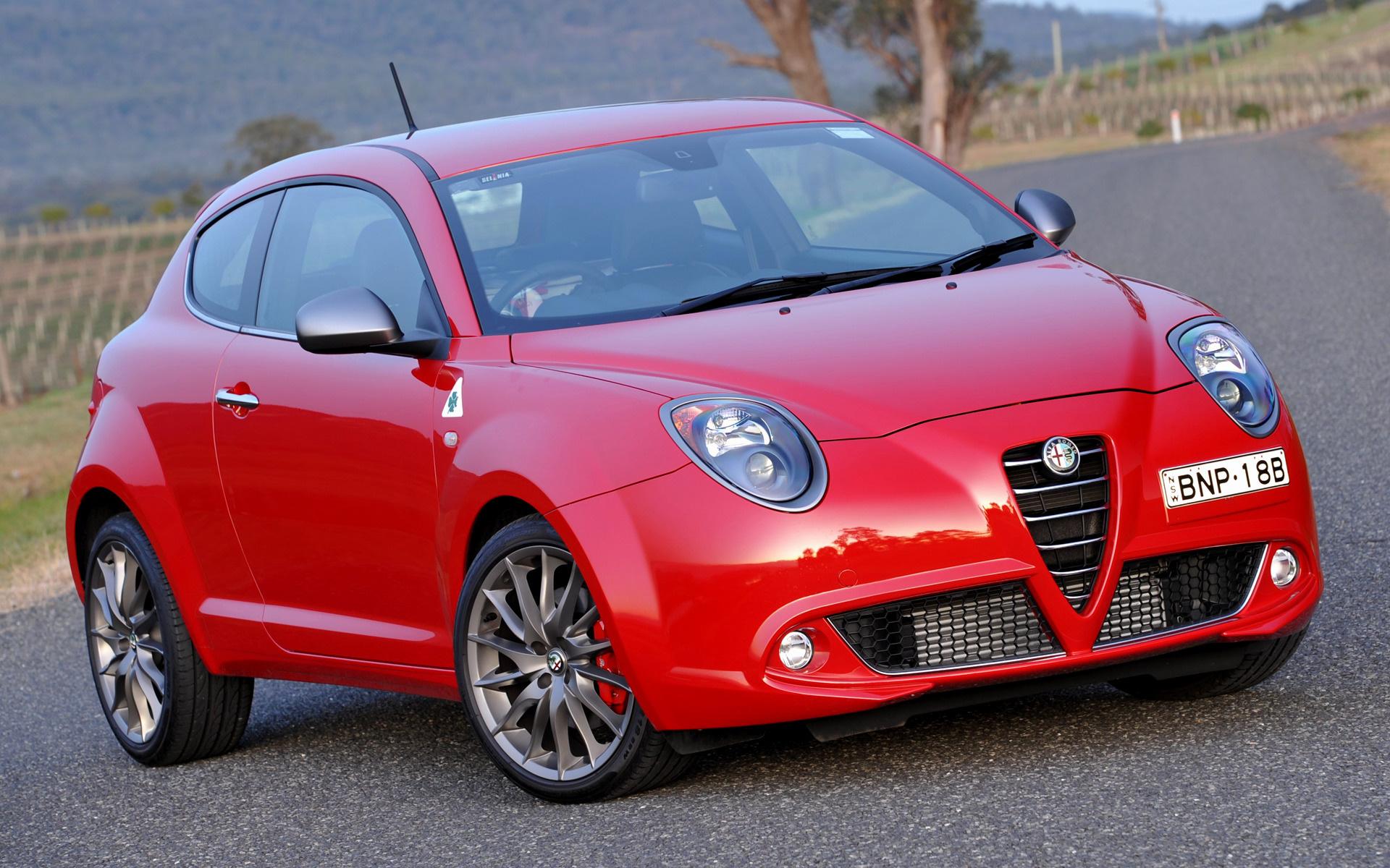 2010 Alfa Romeo Mito Quadrifoglio Verde Au Wallpapers And Hd Images Car Pixel