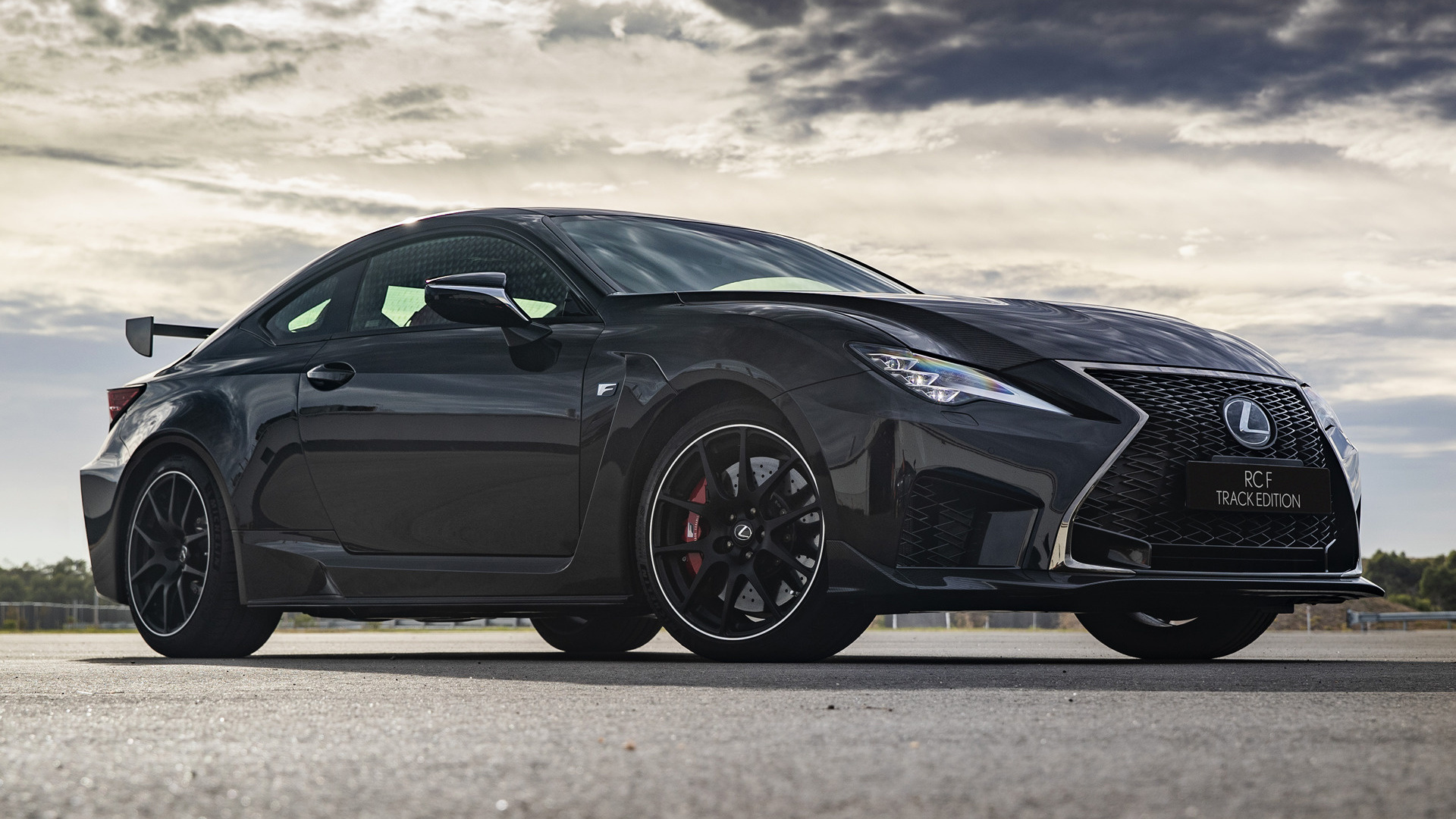 2019 Lexus Rc F Track Edition Au Wallpapers And Hd Images Car Pixel