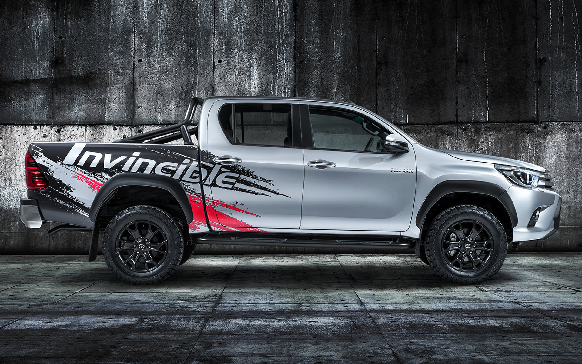 2017 Toyota Hilux Invincible 50 - Wallpapers and HD Images ...