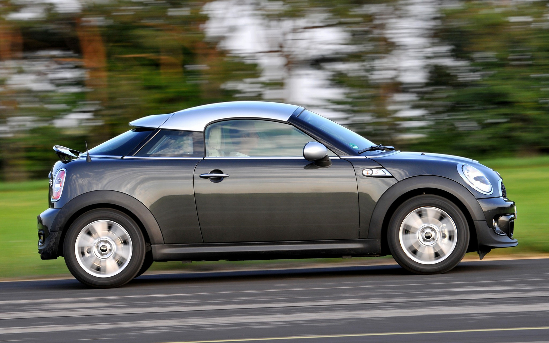 Mini Cooper S Coupe 2011 Wallpapers And Hd Images Car