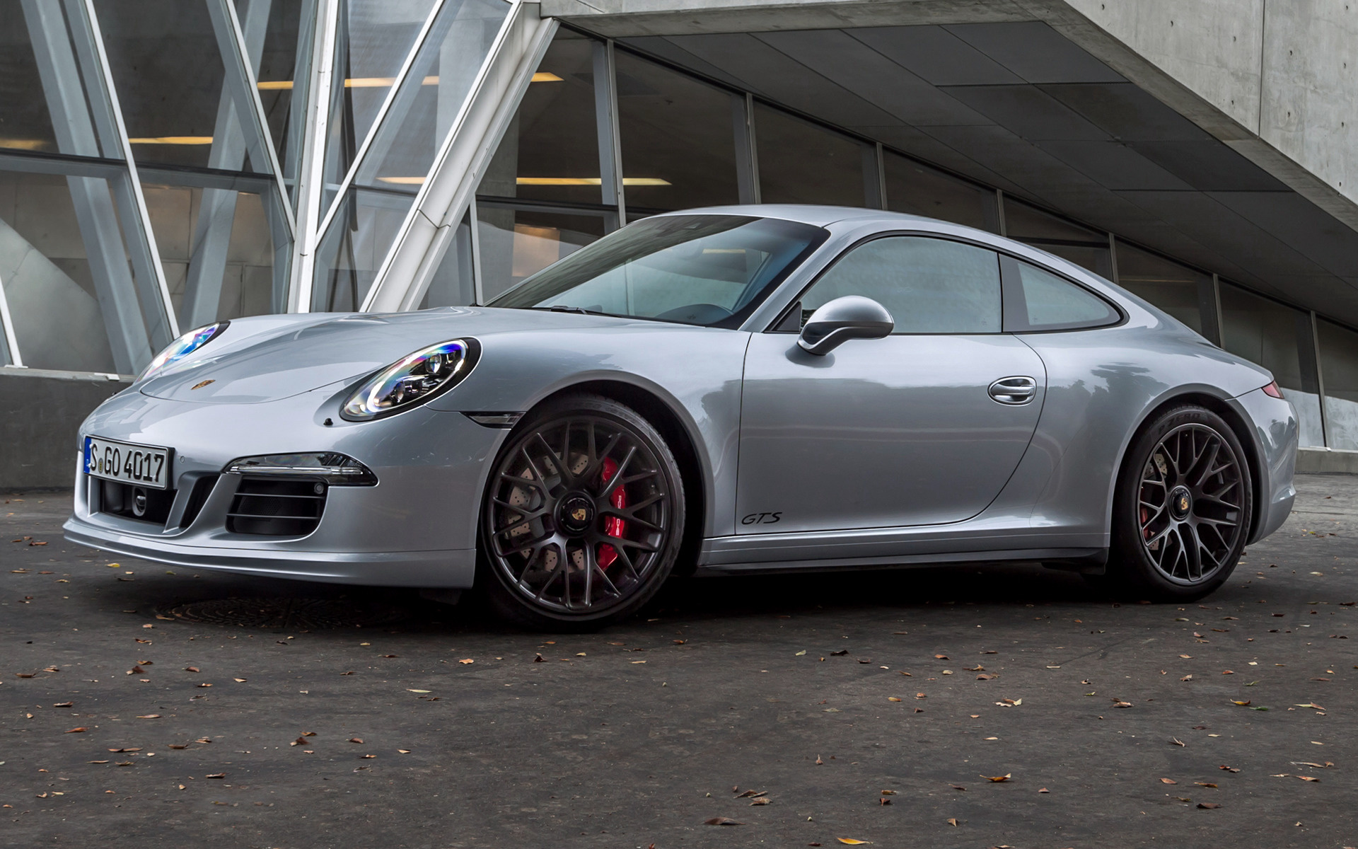 WS 8:5 · Porsche 911 Carrera GTS ...