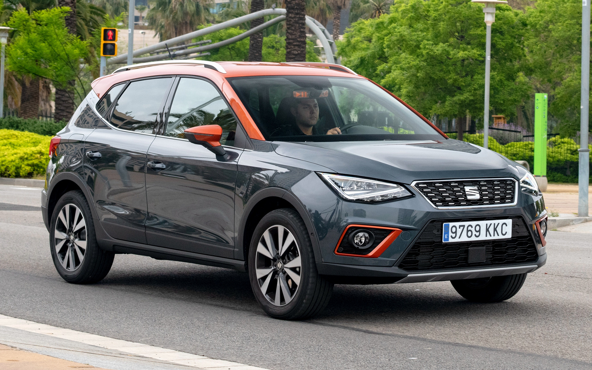 2018 seat arona beats wallpapers and hd images car pixel. Black Bedroom Furniture Sets. Home Design Ideas