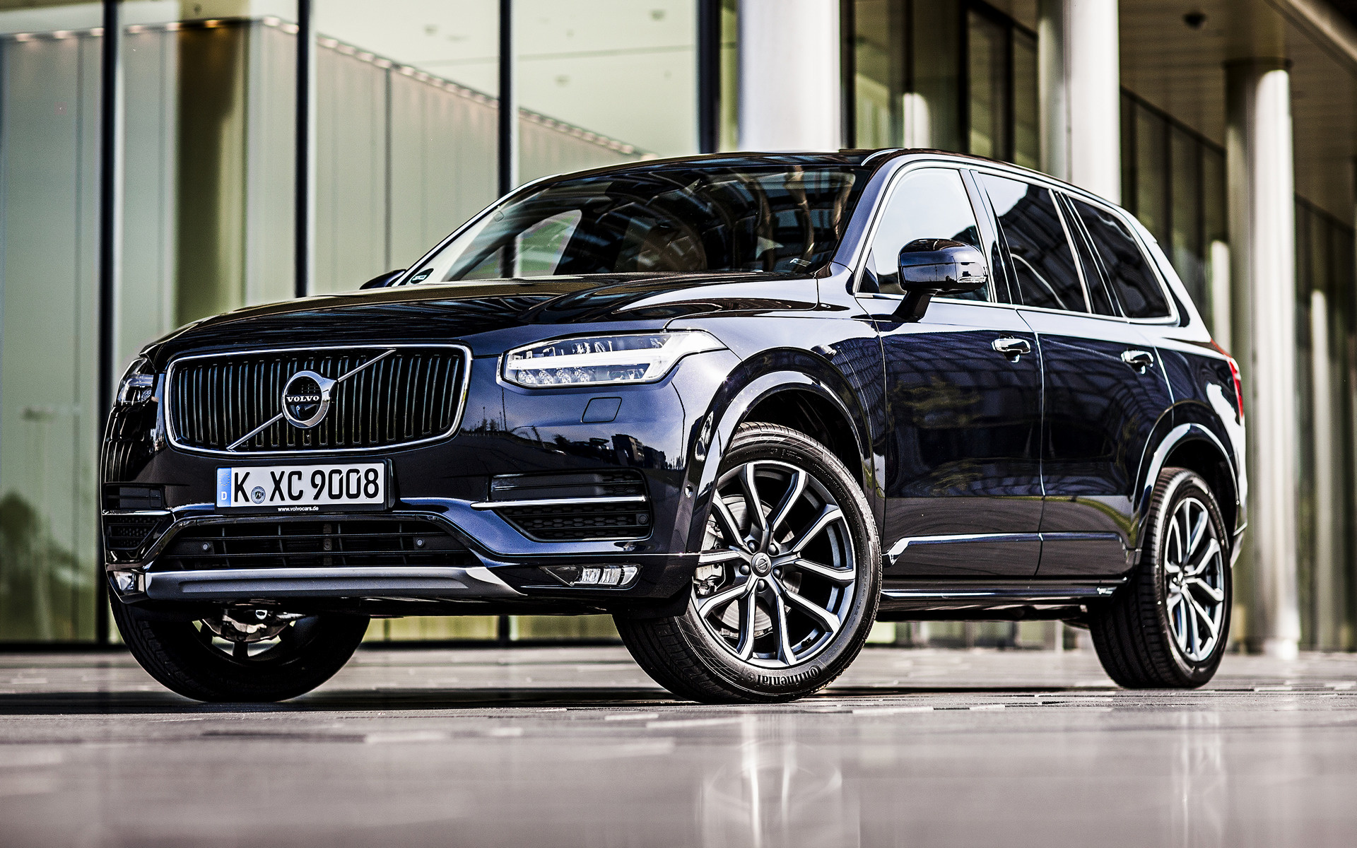 Volvo XC90 Momentum (2015) Wallpapers and HD Images - Car Pixel